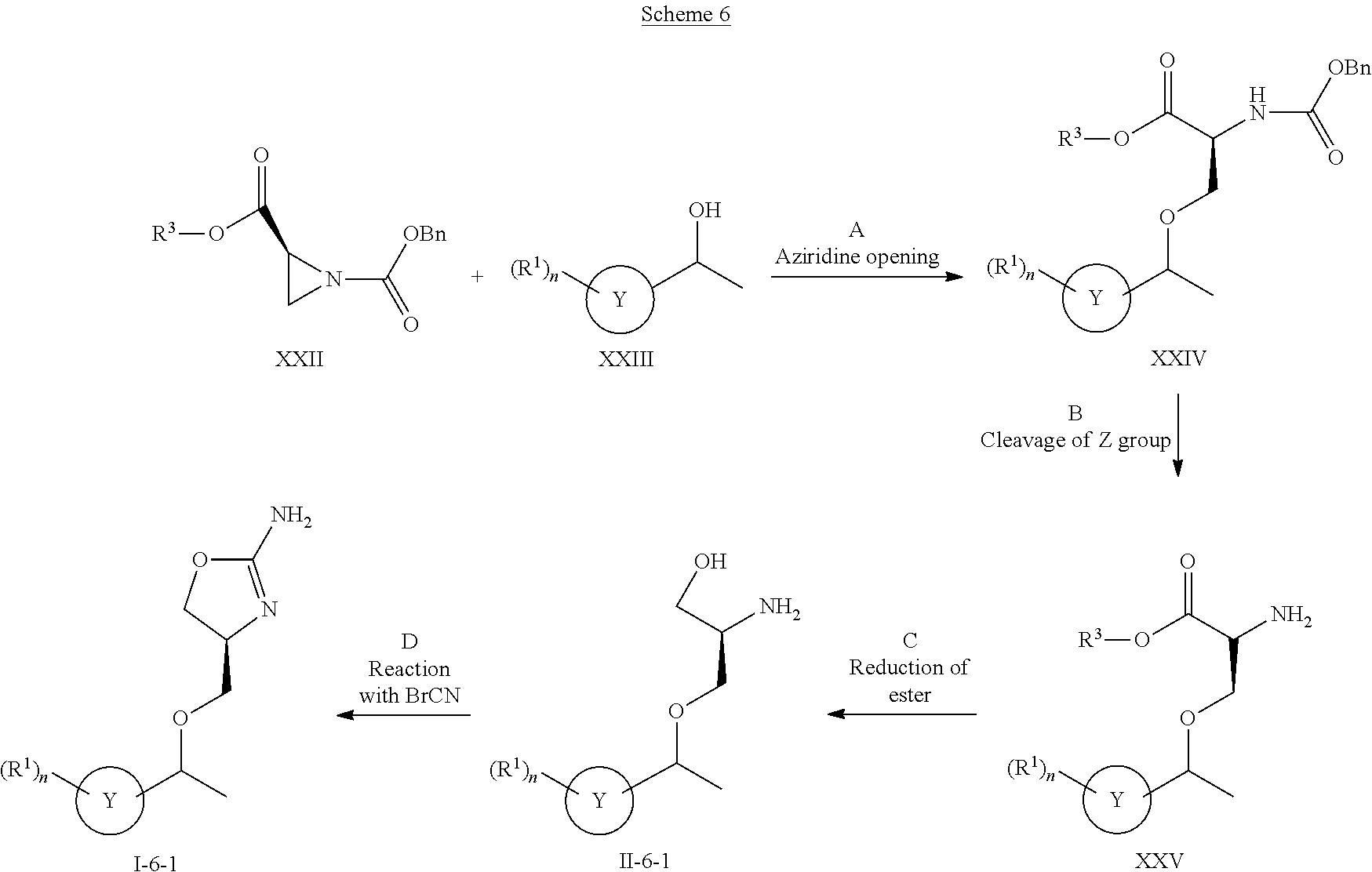 Us8729113b2 4 5 Dihydro Oxazol 2yl Derivatives Google