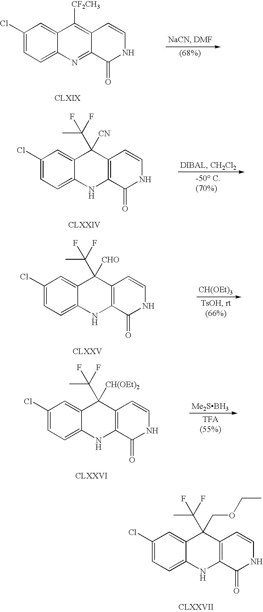 US6969721B2 - Tricyclic-2-pyridone compounds useful as HIV