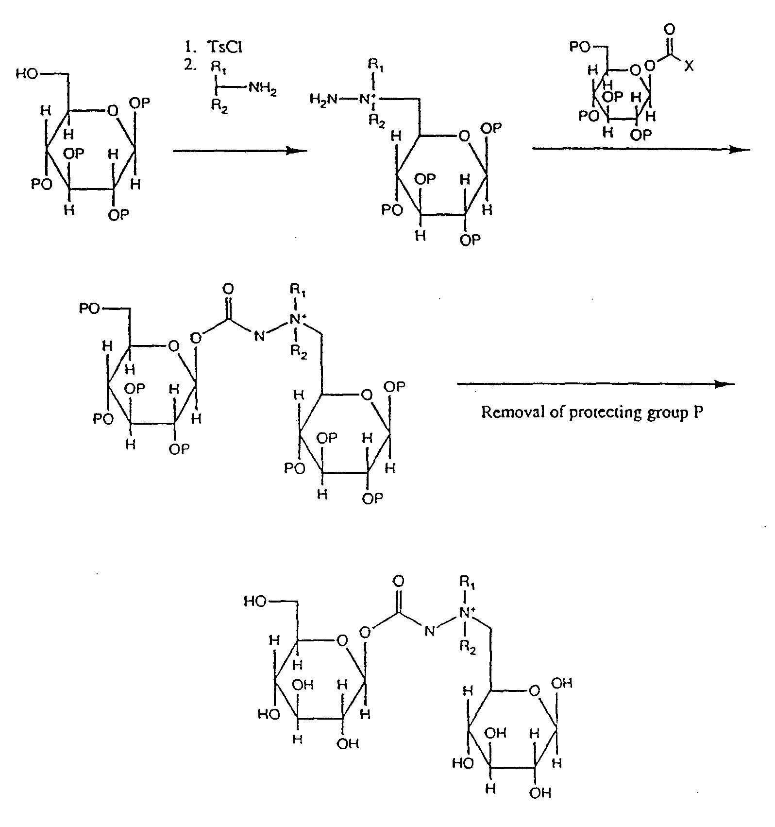 wo1994001102a1 aminimide containing molecules and materials as Engineered Structures Inc figure imgf000071 0001