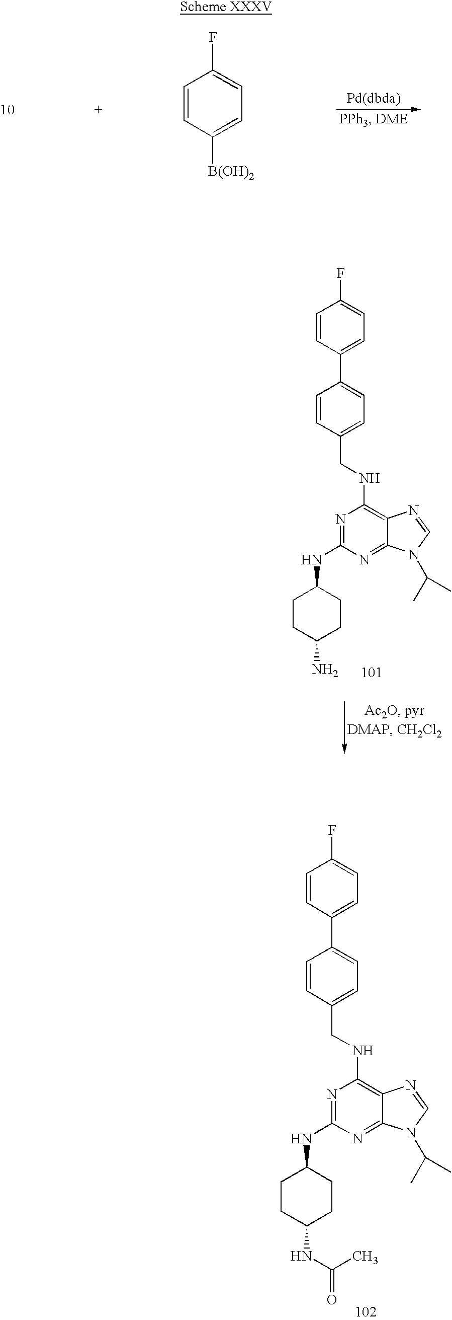9c5272f5baef5a US20030092909A1 - Heterocycle substituted purine derivatives as ...