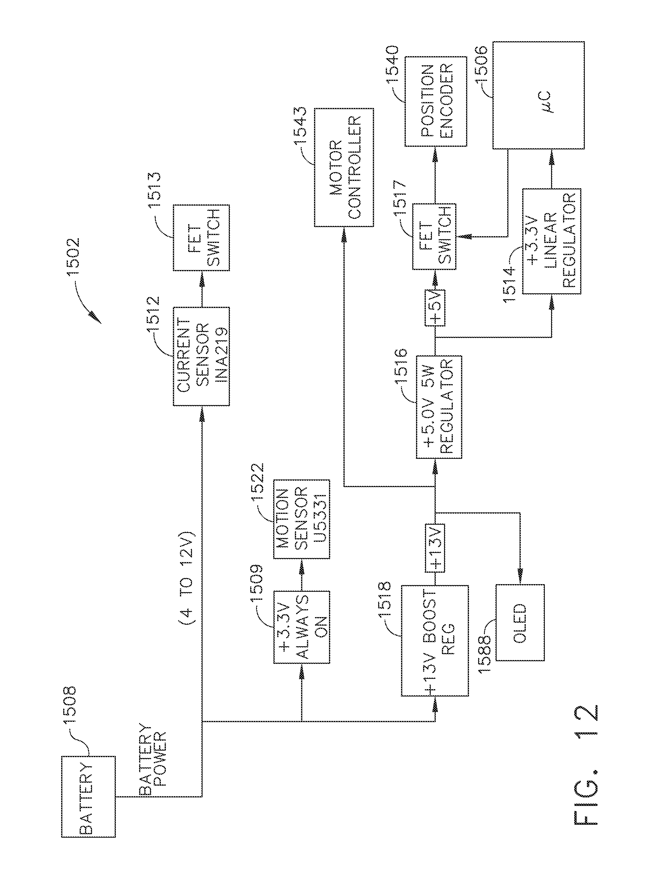 US20150272574A1 - Power management through sleep options of