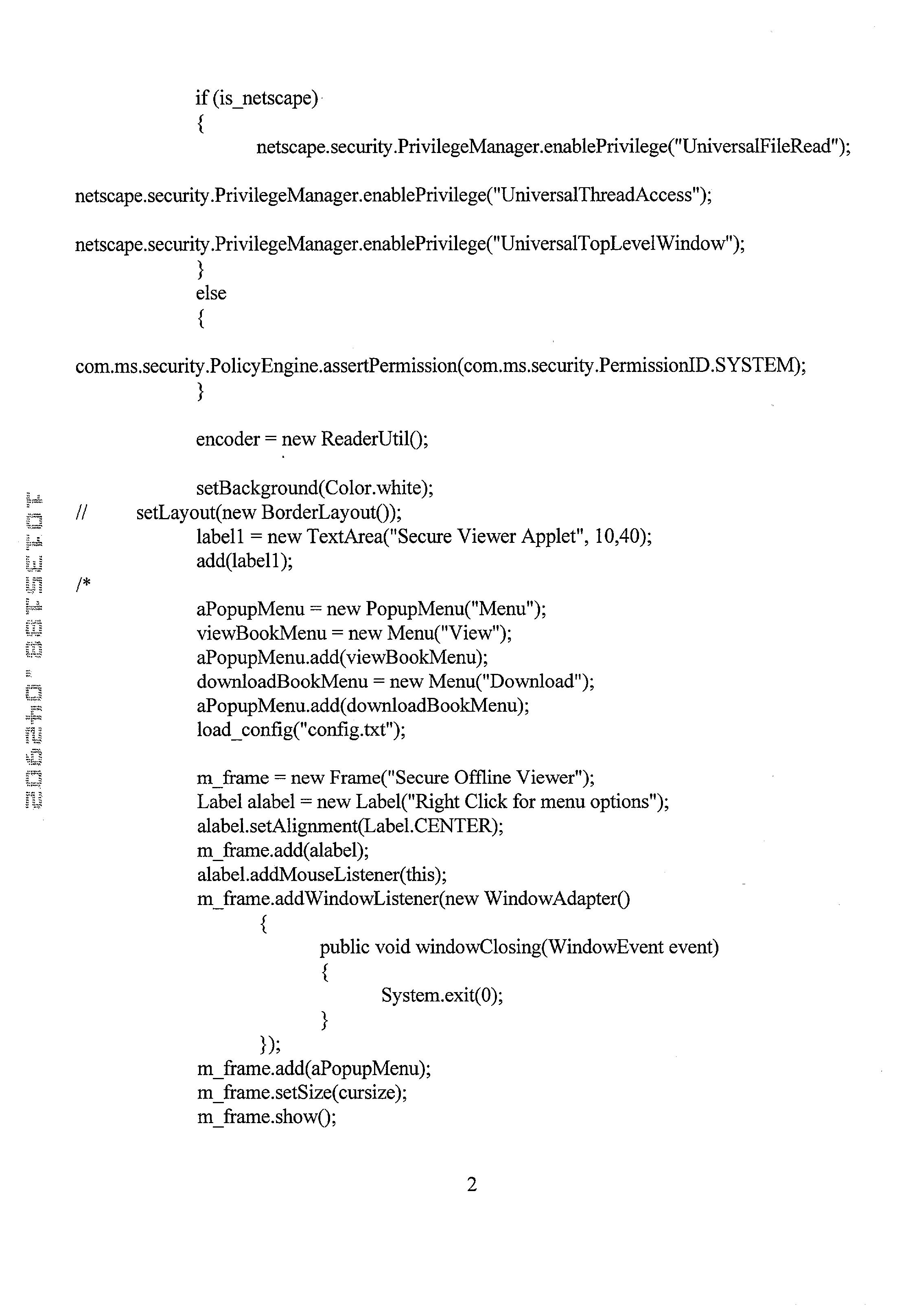 Figure US20030037253A1-20030220-P00072