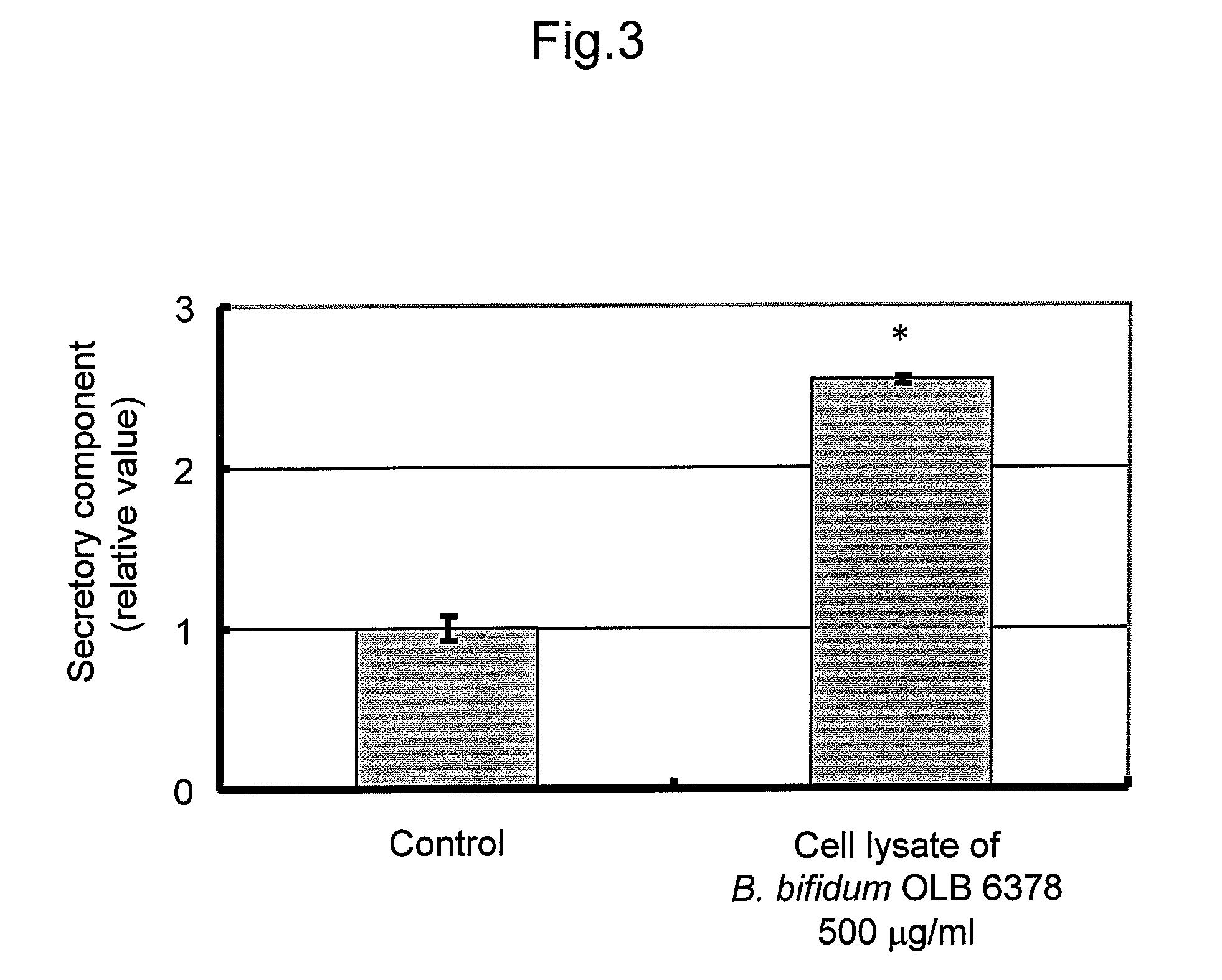 US7943124B2 - Composition for immunostimulation - Google Patents