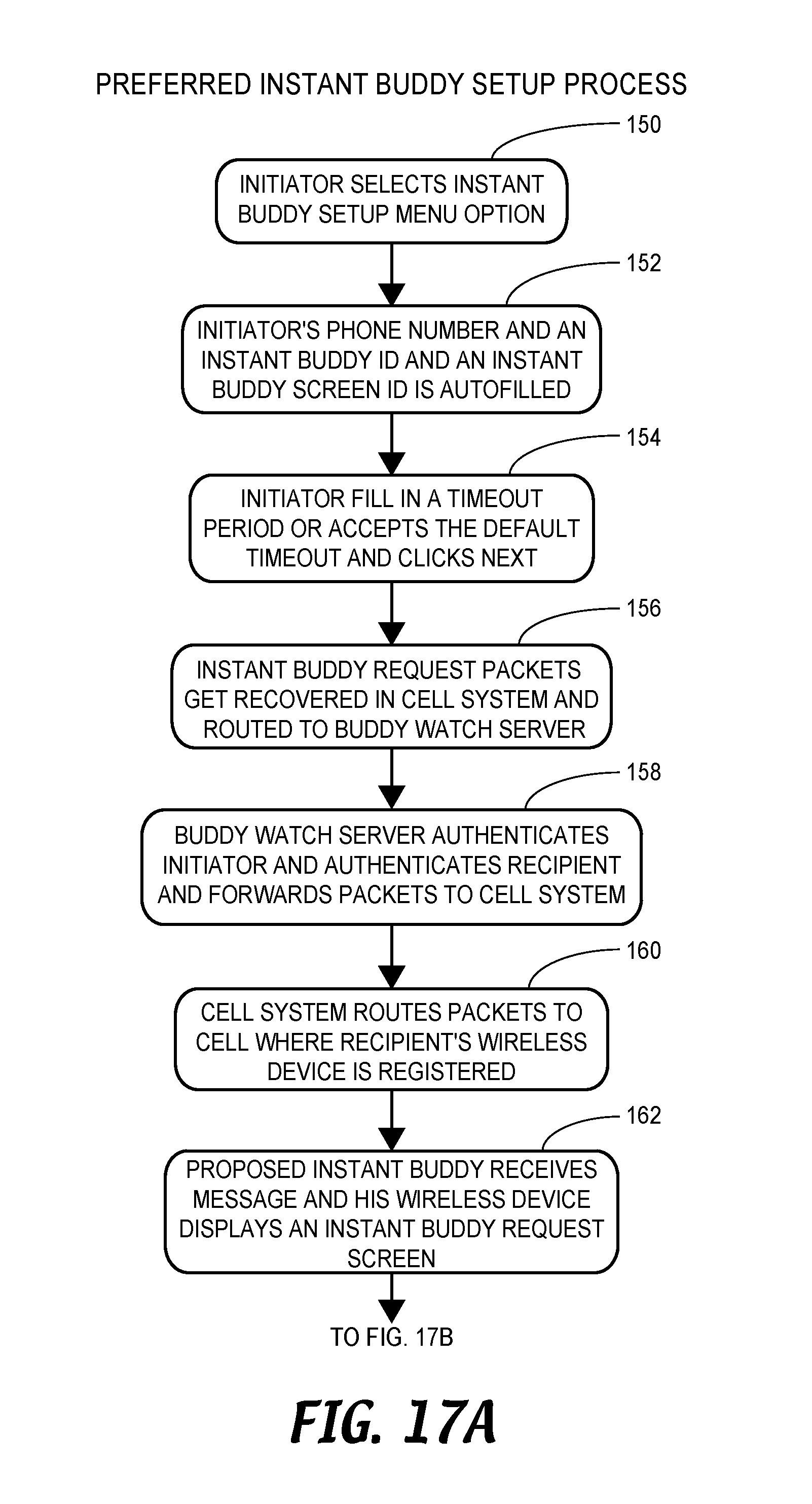 Us9854402b1 Formation Of Wireless Device Location Sharing Group