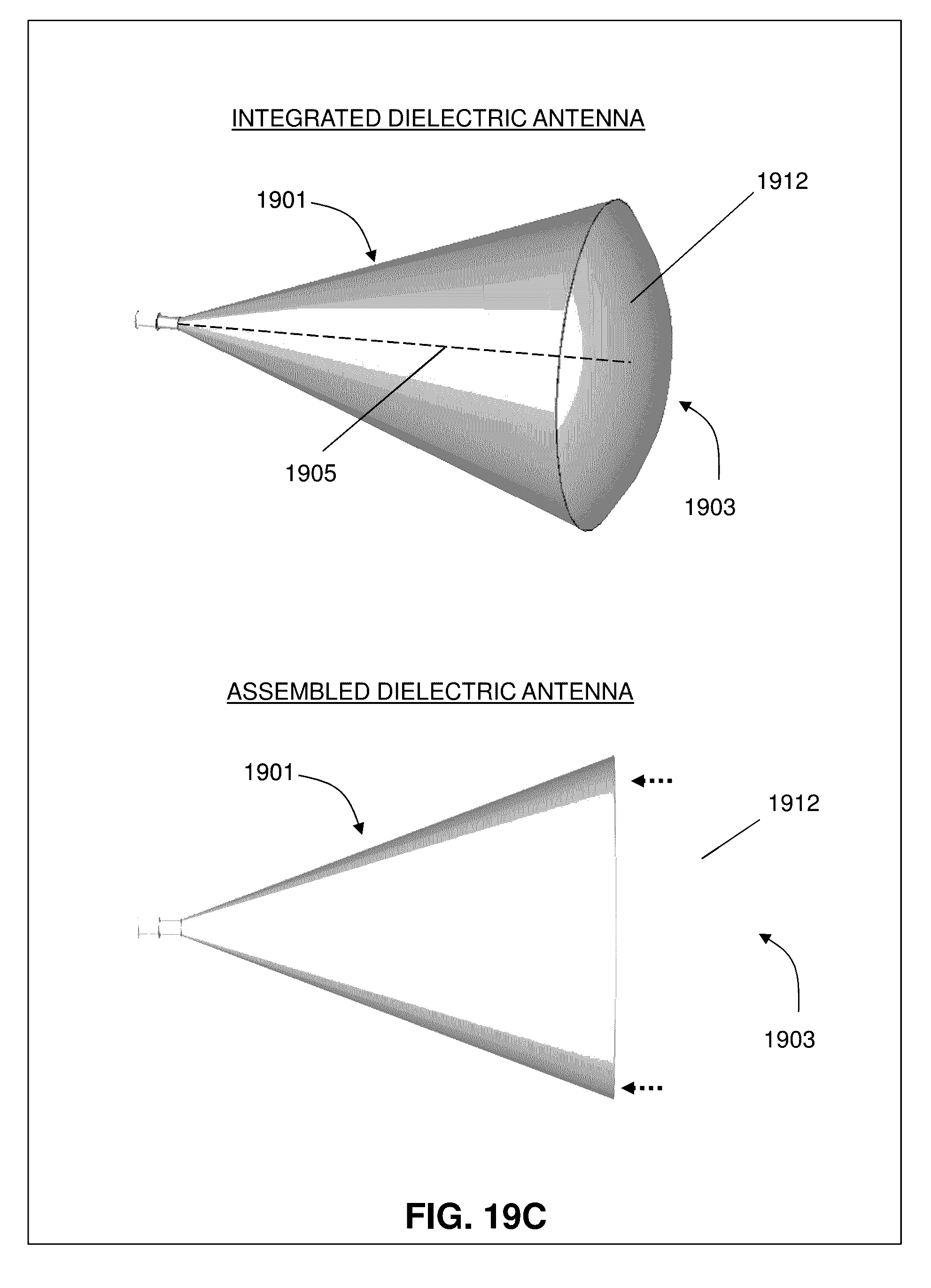 Us20170019131a1 Method And Apparatus For Coupling An Antenna To A Harada Power Wiring Diagram Device Google Patents
