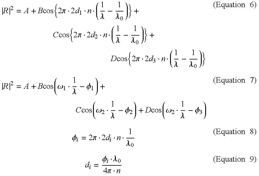 Figure US06753972-20040622-M00005