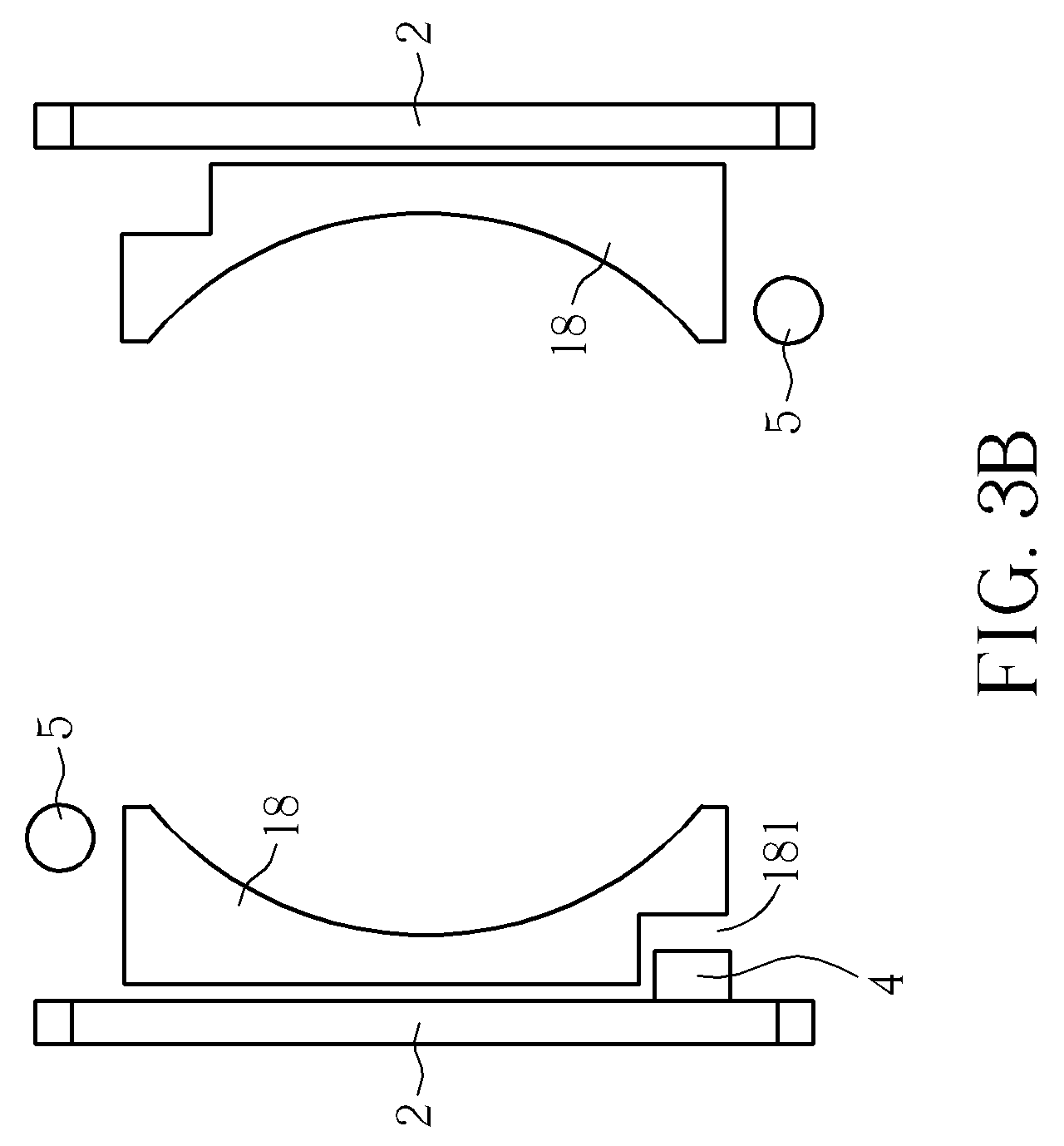 Transducer With Etched Voice Coil On Parallel Wiring Dual Voice Coil