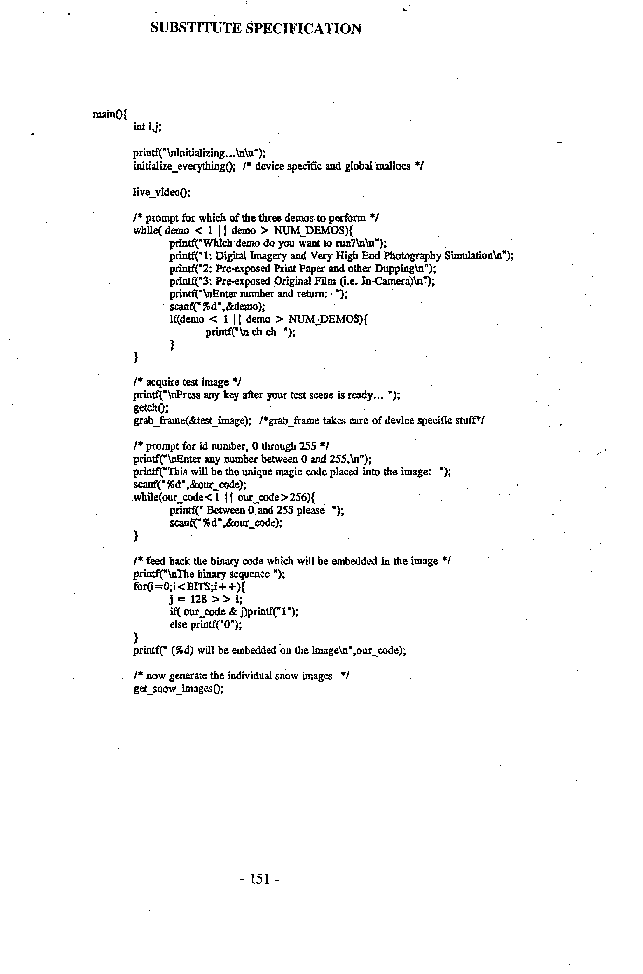 US20030091189A1 - Arrangement for embedding subliminal data in