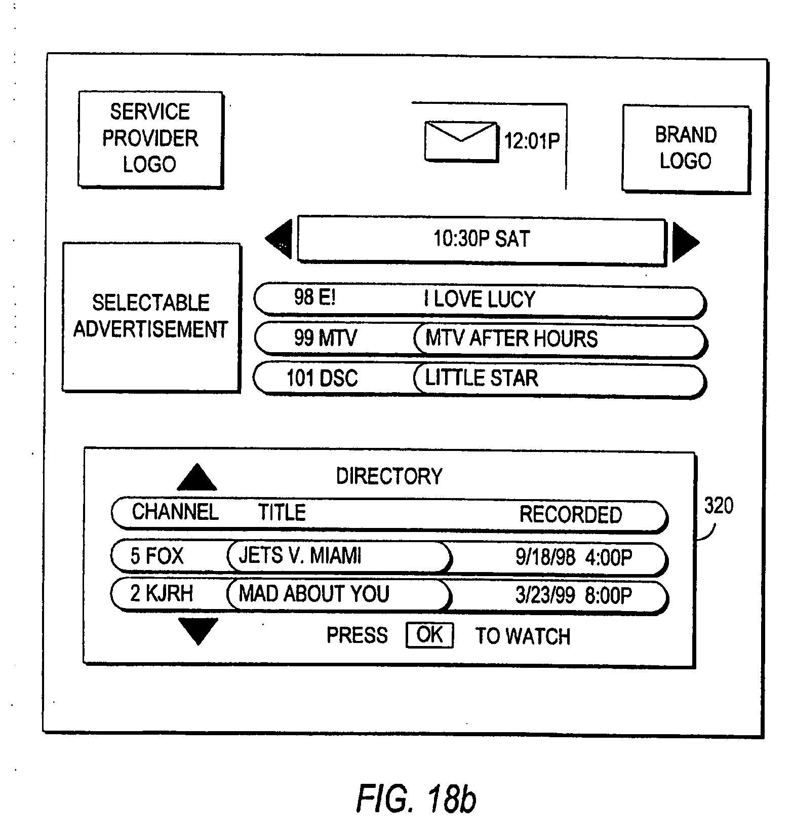 US20070157253A1 - Client-server based interactive television program