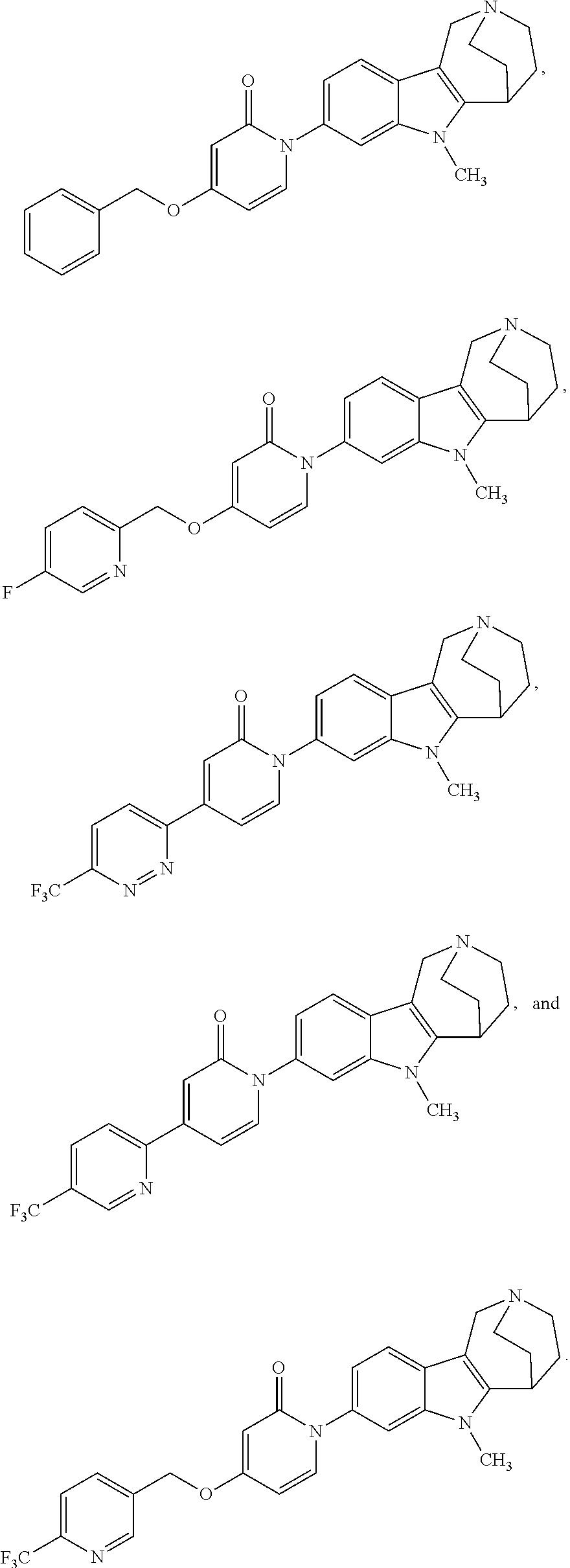 us9073925b2 azinone substituted azabicycloalkane indole and Ortho Tech Salary figure us09073925 20150707 c00076
