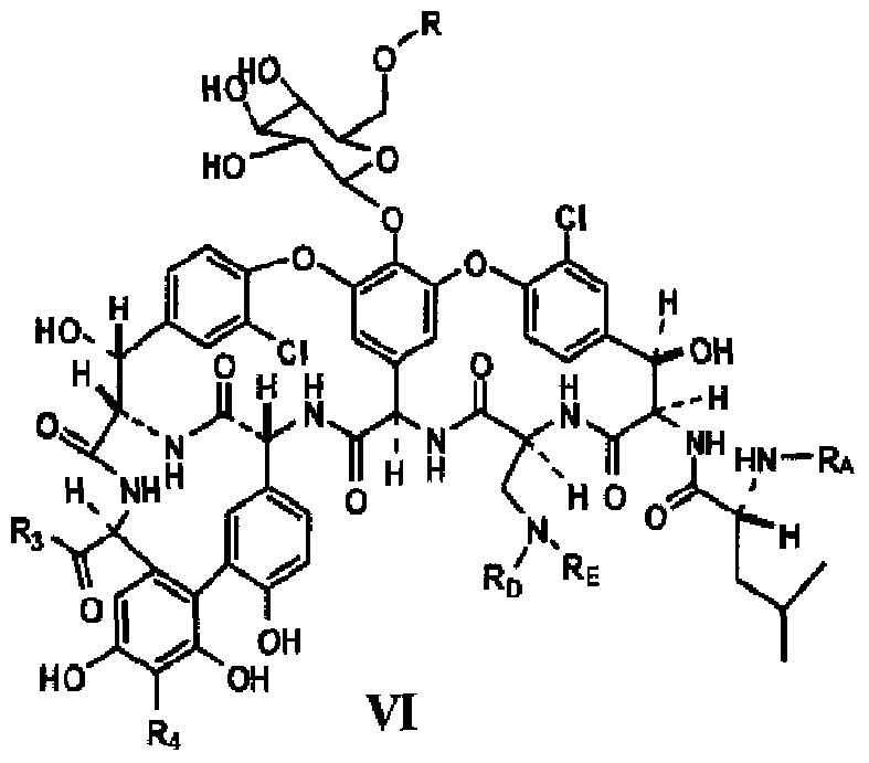 wo2009085562a1 novel semi synthetic glycopeptides as antibacterial Pimple Girl figure imgf000016 0001