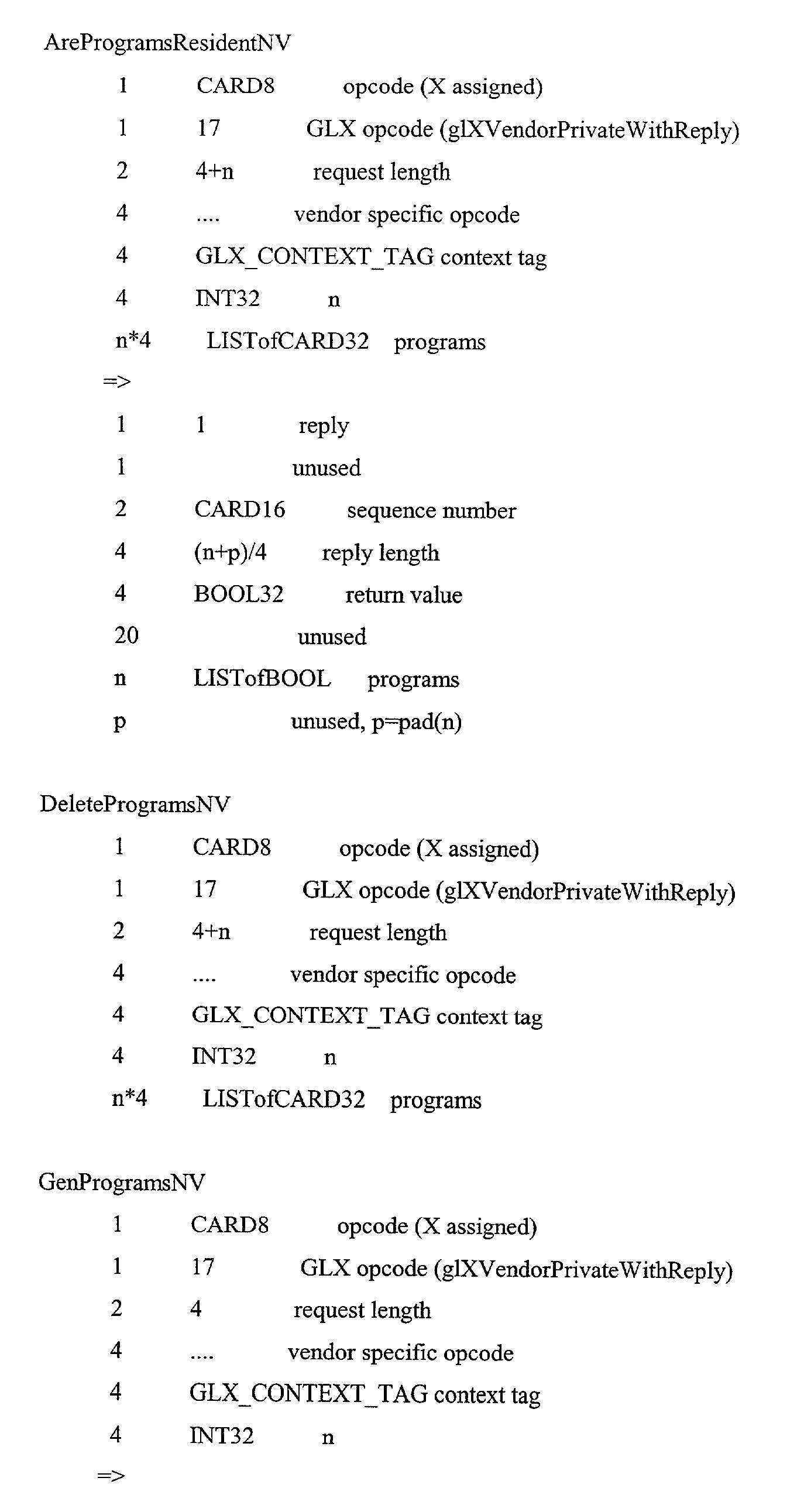Figure US20030009748A1-20030109-P00009