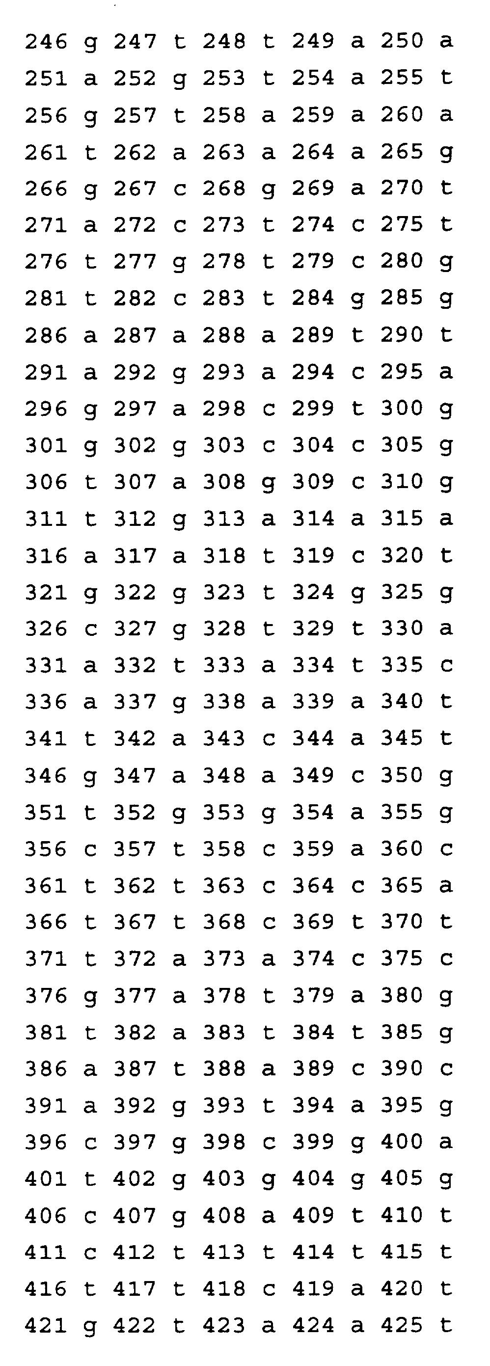 WO1997001146A9 - Computational analysis of nucleic acid ...
