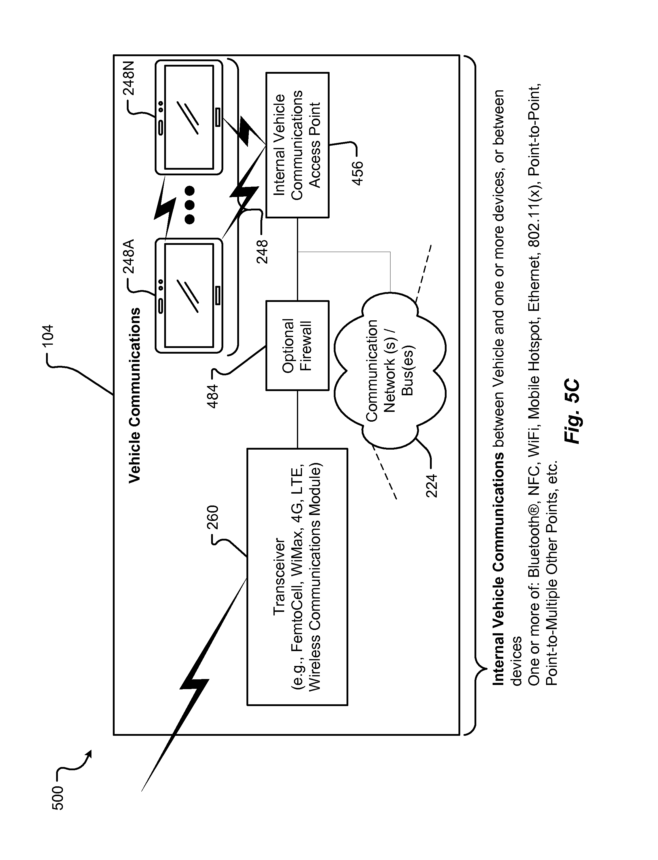 US20160155326A1 - Relay and exchange protocol in an