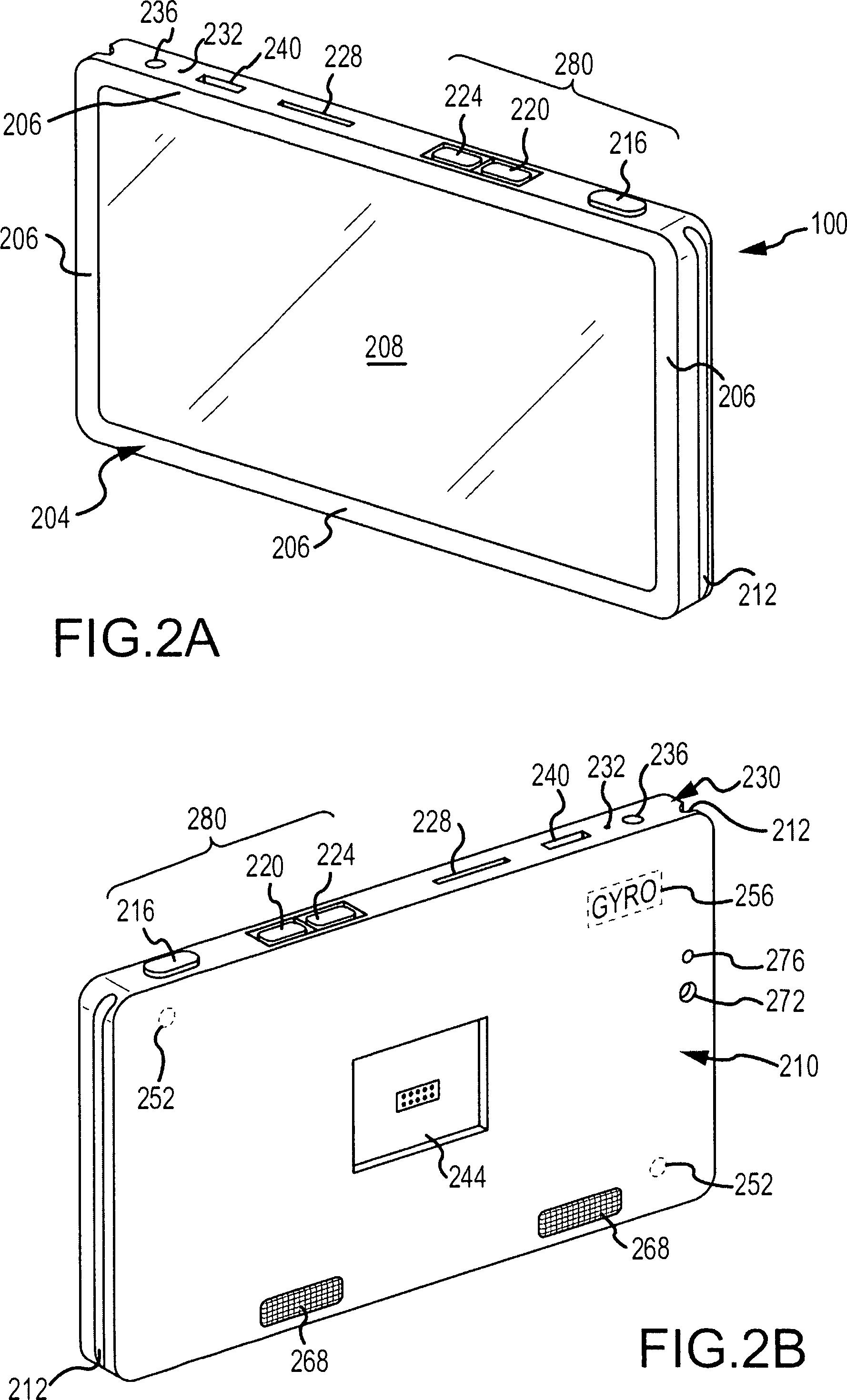 21 DE30T30   Konfigurierbare Fahrzeugkonsole   Google Patents