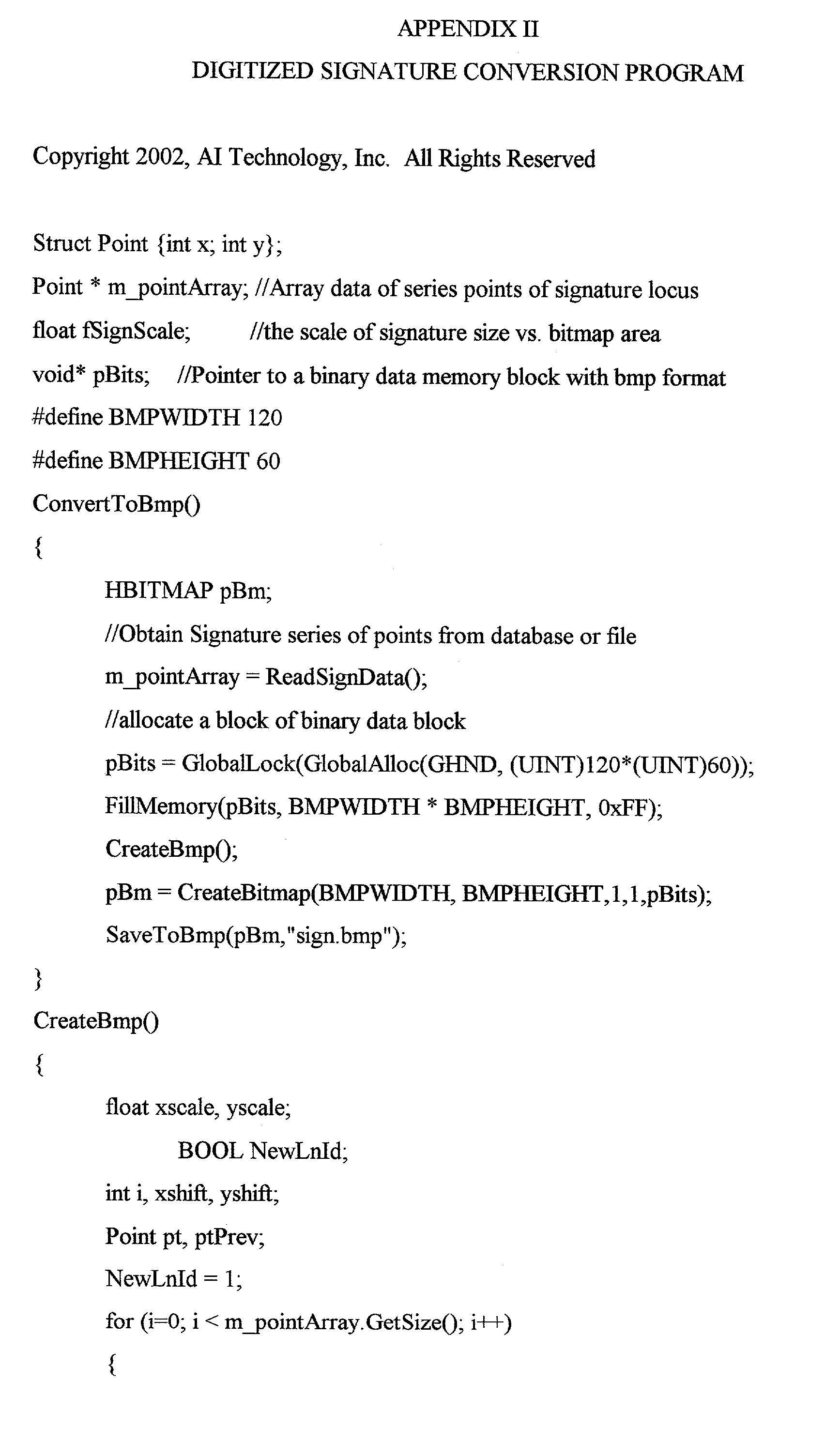 Figure US20030138135A1-20030724-P00006