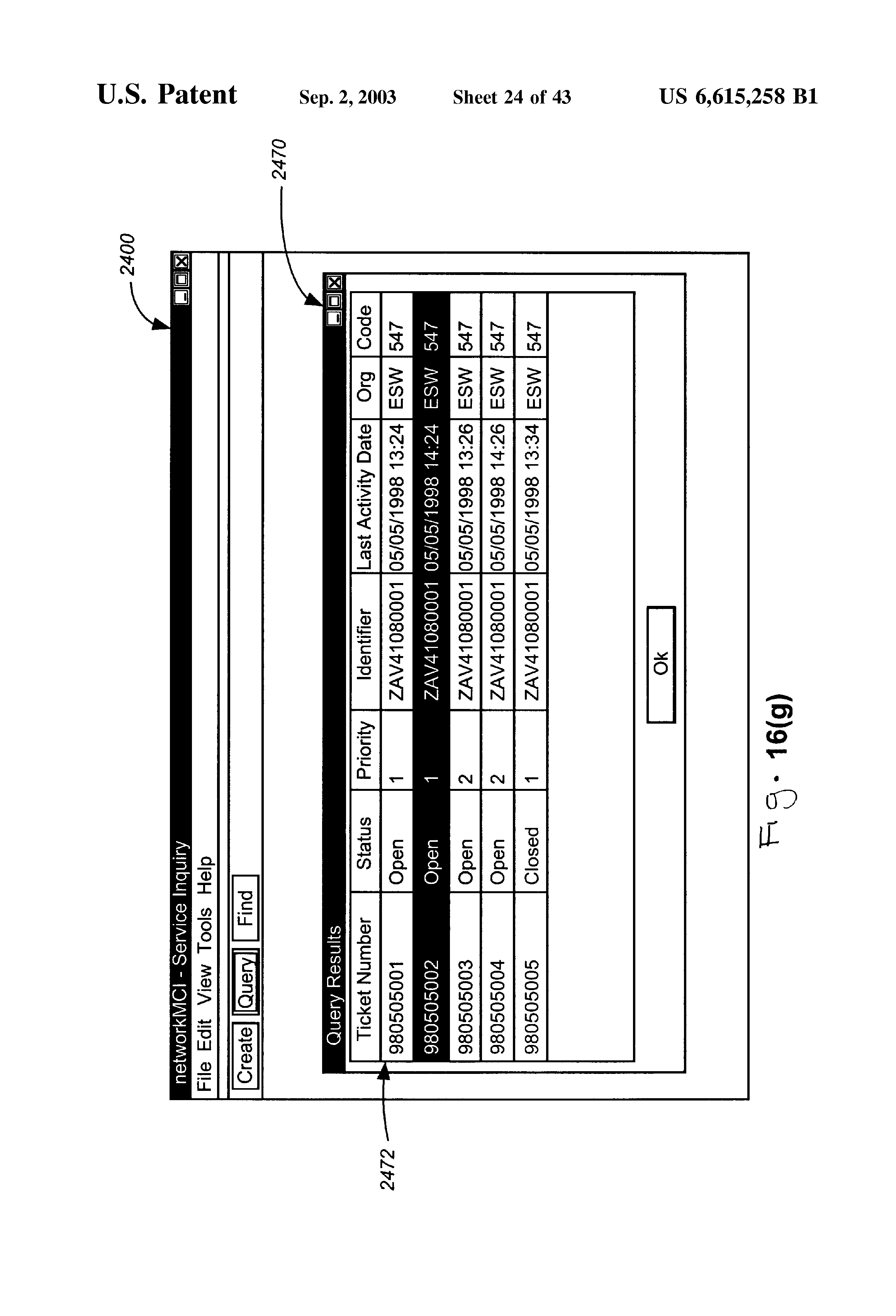 US6615258B1 - Integrated customer interface for web based