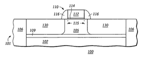 US20070238250A1 - Semiconductor fabrication process using