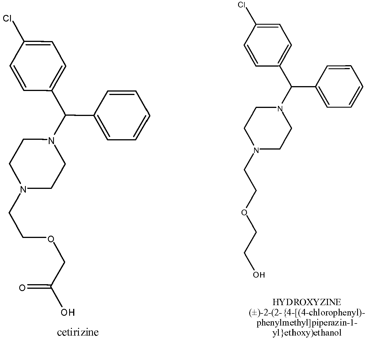 EP2477634B1 - Non-sedating antihistamine injection