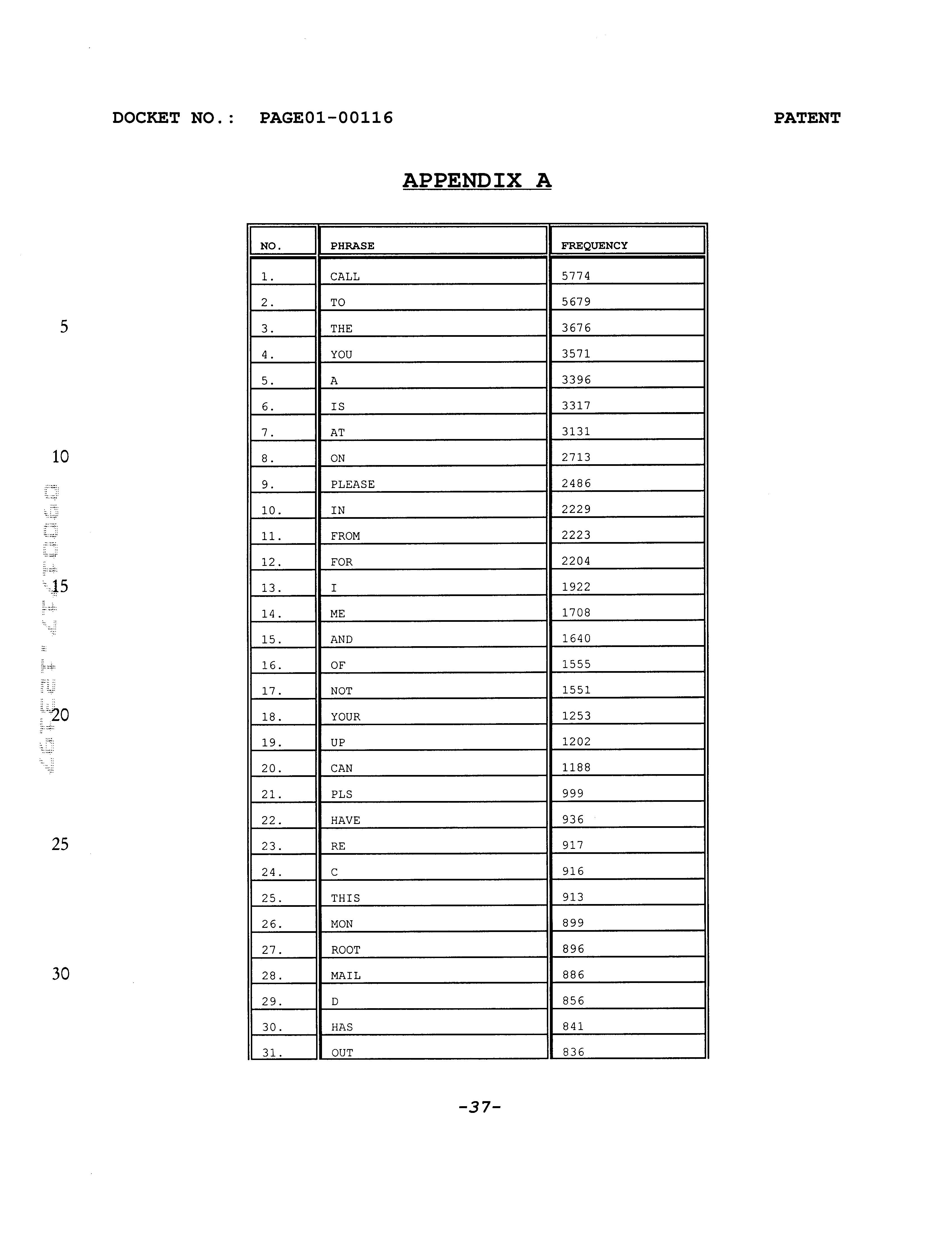 Figure US06198808-20010306-P00001