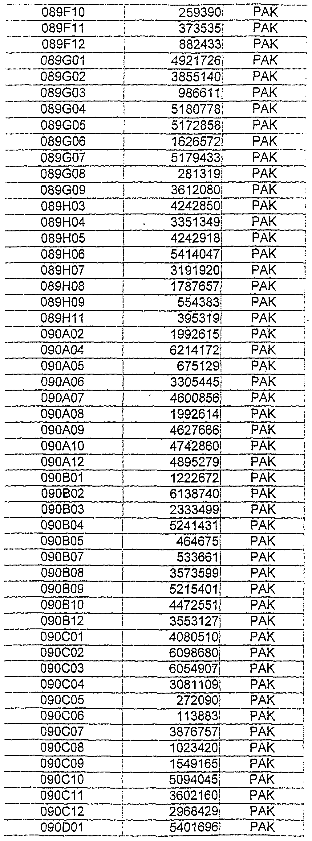 Wo2002103513a1 Essential And Important Genes Of Pseudomonas Aeruginosa And The Use Thereof To Design Or Identify Antibacterial Agents Google Patents