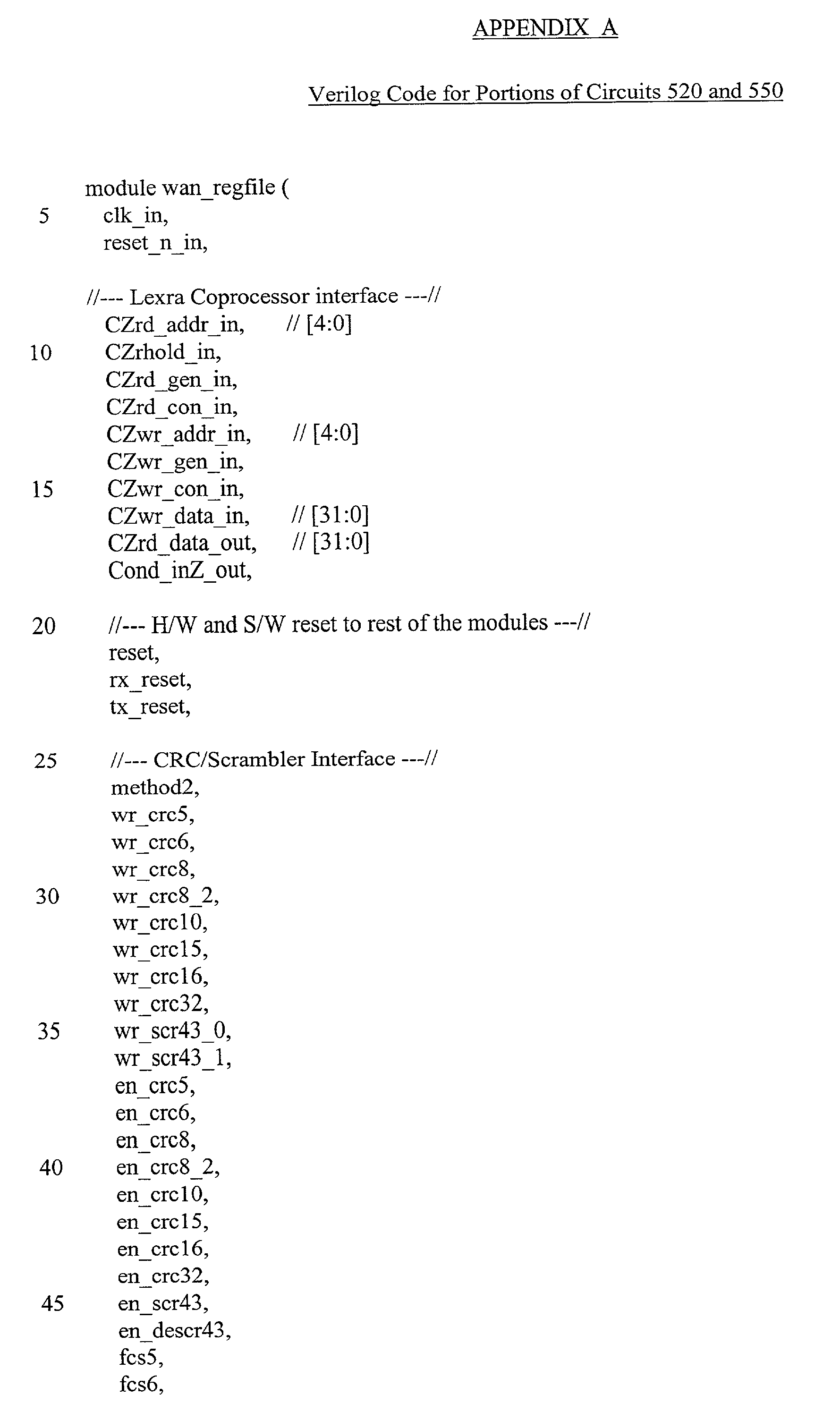 US20020138804A1 - Computation of checksums and other functions with