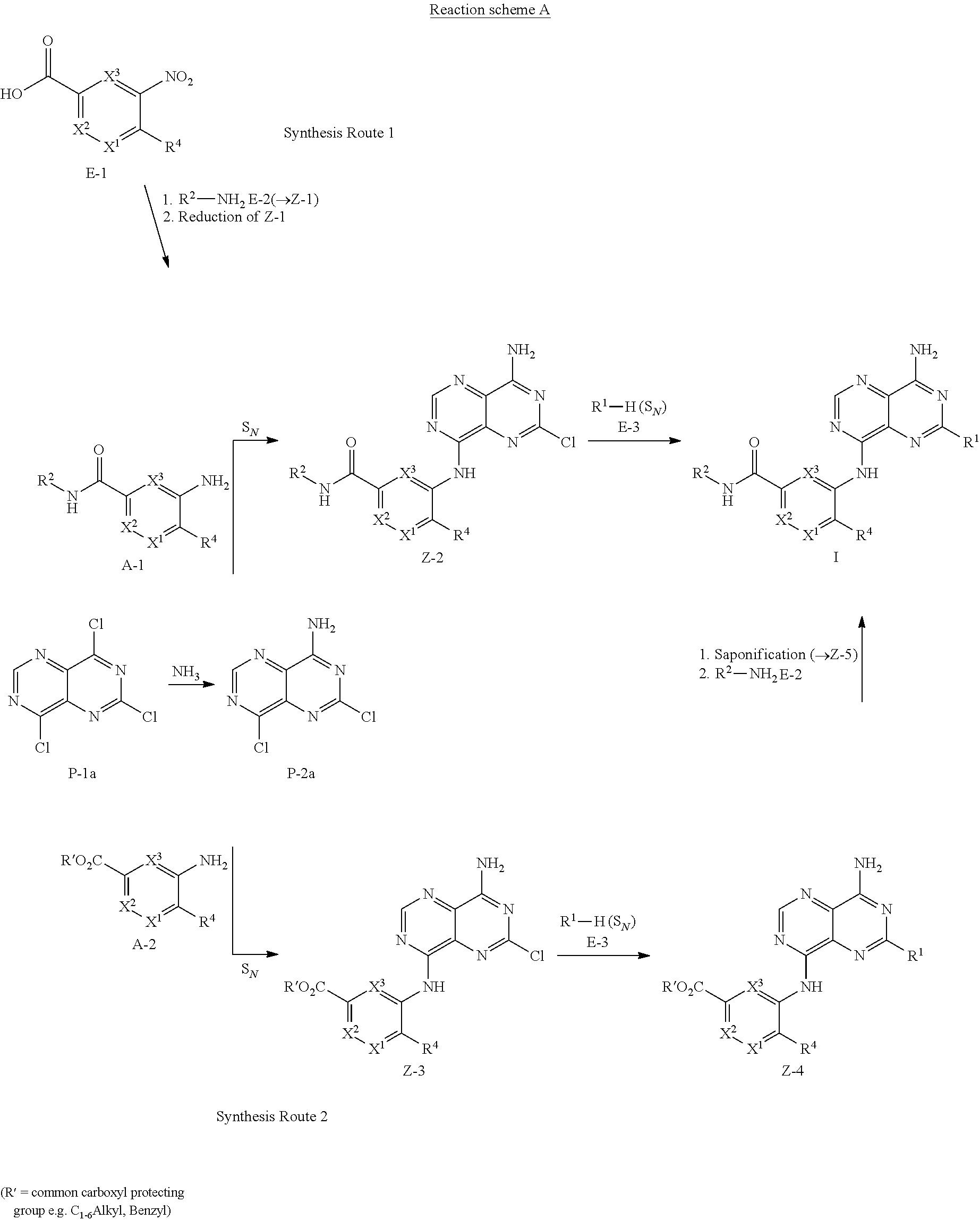 US8653087B2 - Pyrido [5, 4-D] pyrimidines as cell