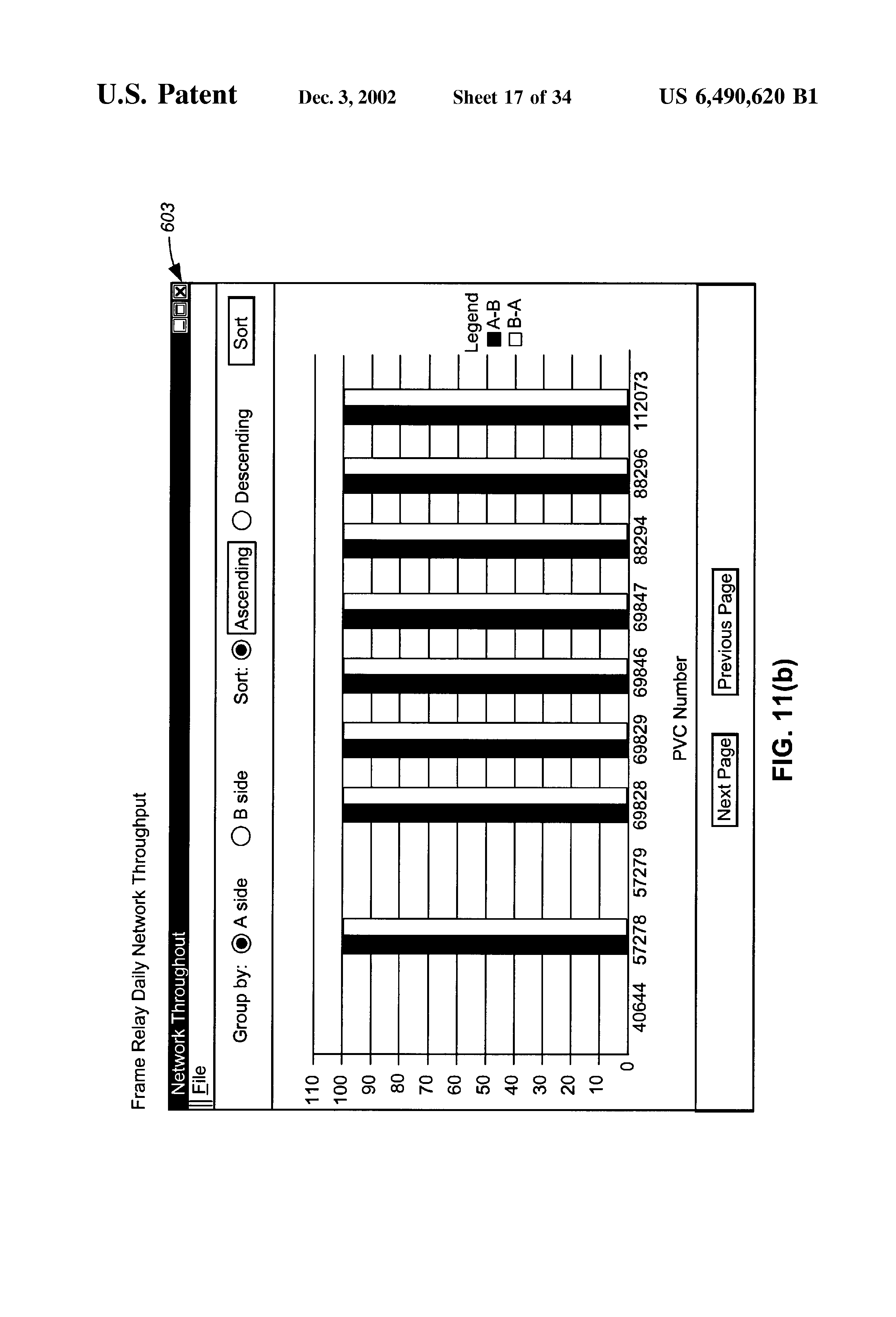 US6490620B1 - Integrated proxy interface for web based
