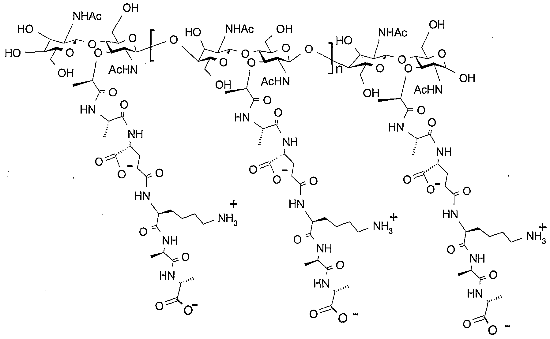 WO2005035588A1 - Synthetic polysaccharide antigens for