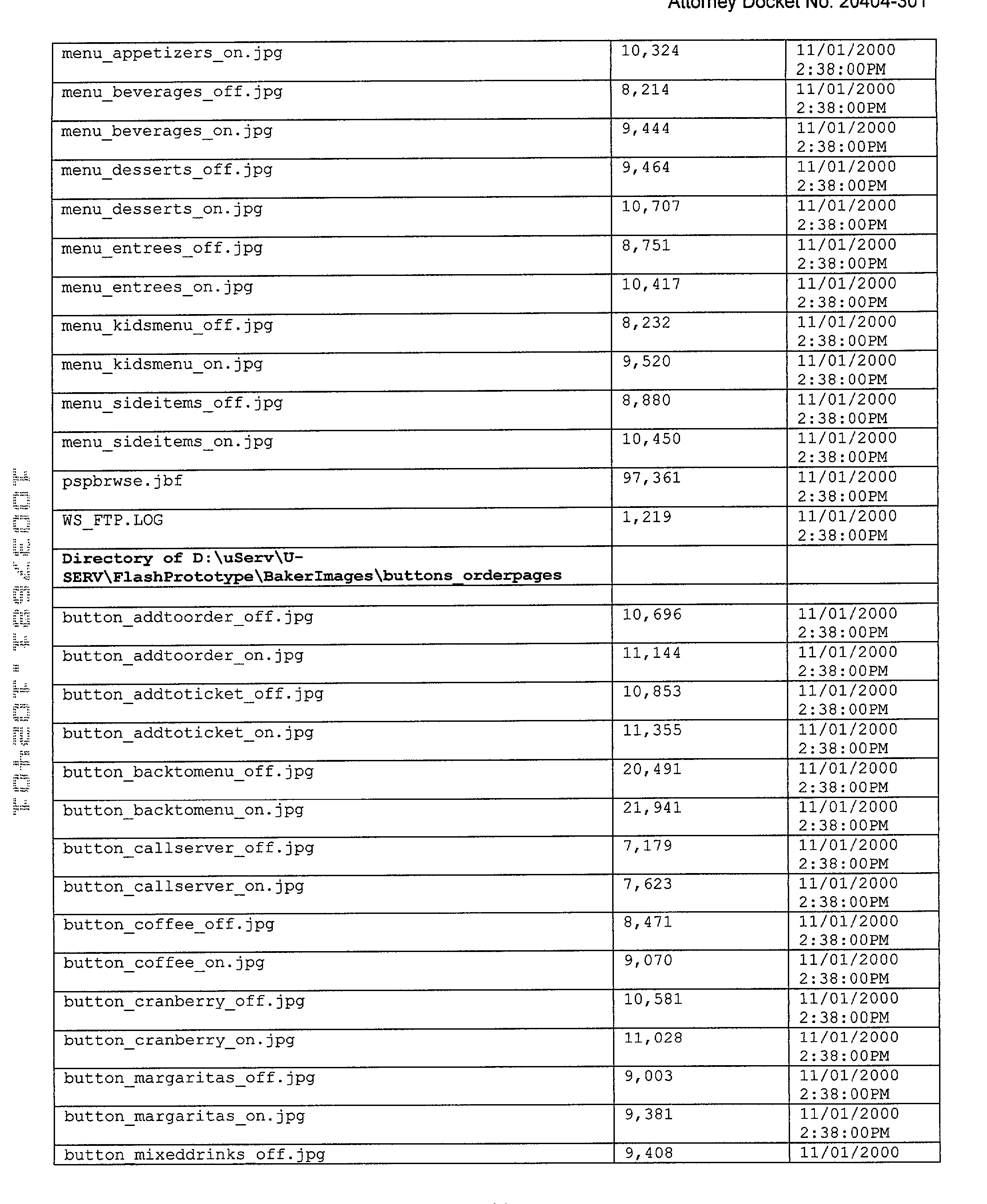 Figure US20030078793A1-20030424-P00009