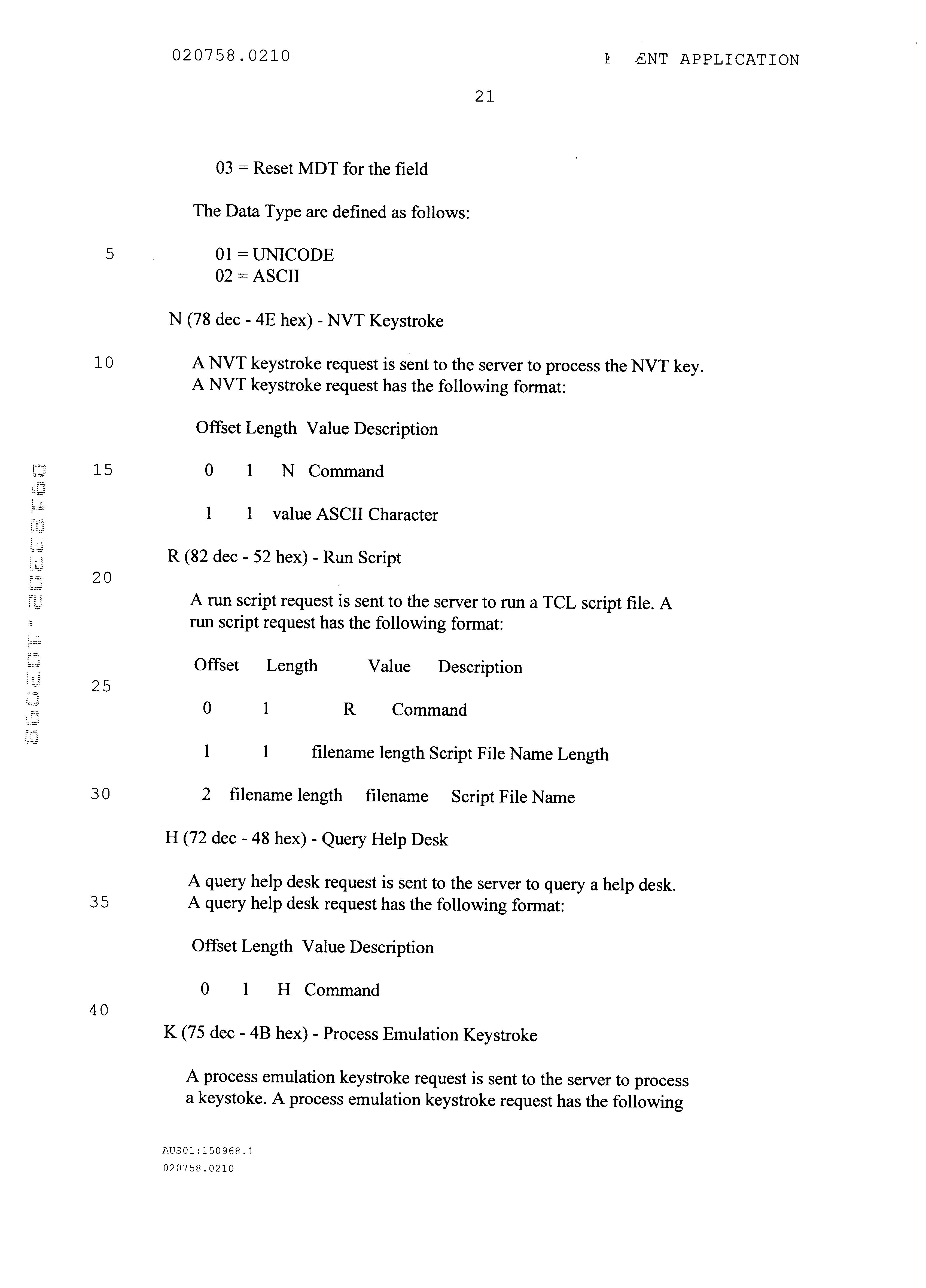 Figure US06216101-20010410-P00005