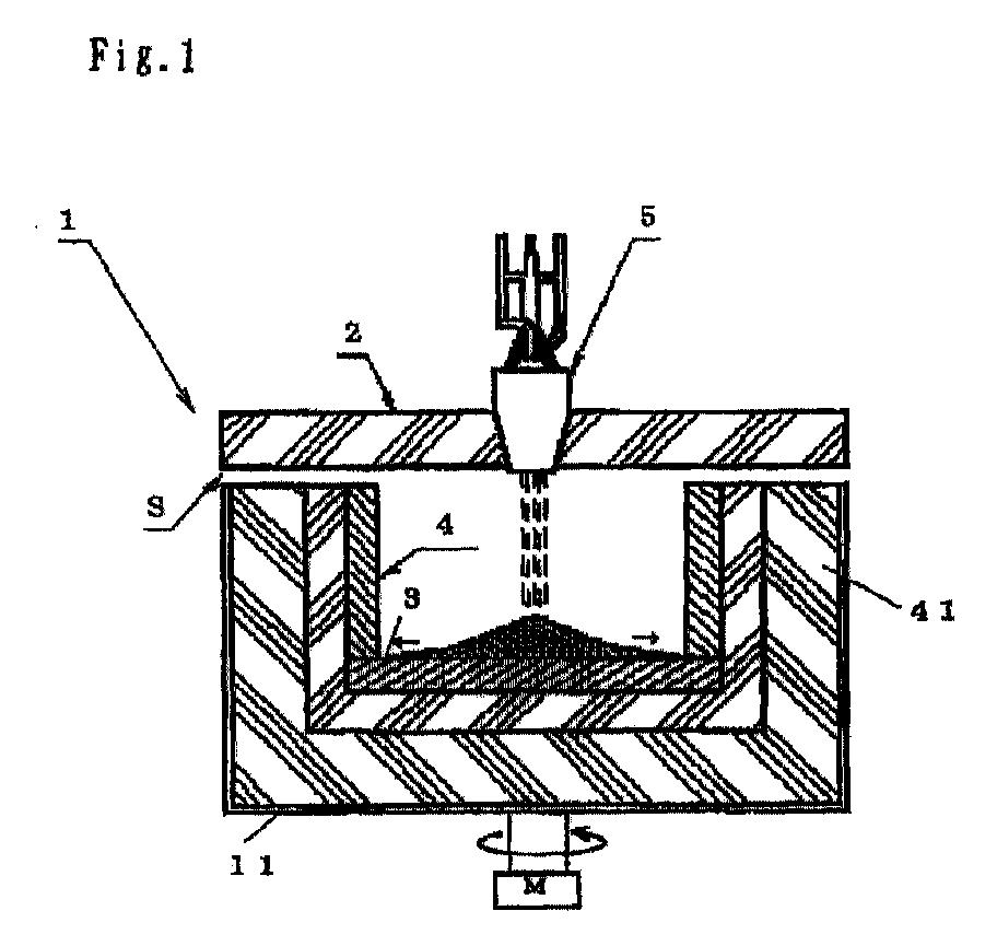 Ep1160209a3 Method And Apparatus For Manufacturing Quartz