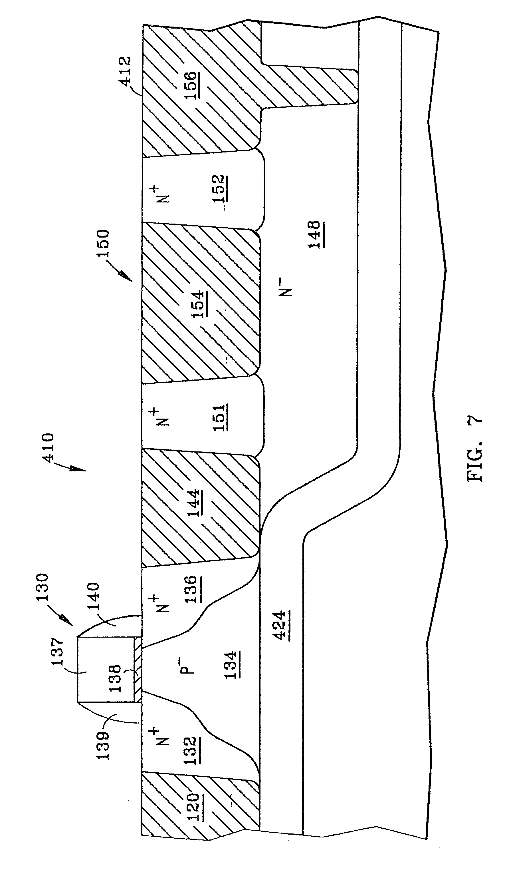 US20020167050A1 - Method and structures for dual depth oxygen layers on