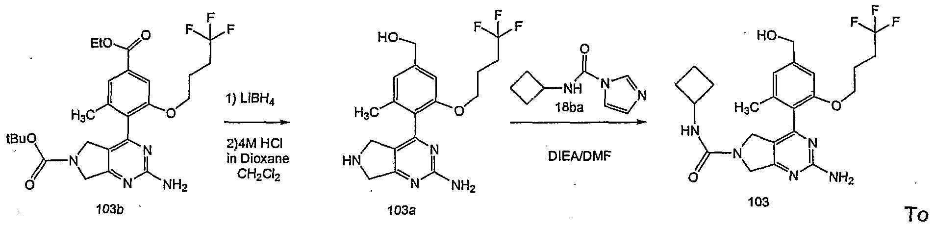 WO2008096218A1 - 2-amin0-5, 7-dihydr0-6h- pyrrolo [3, 4-d