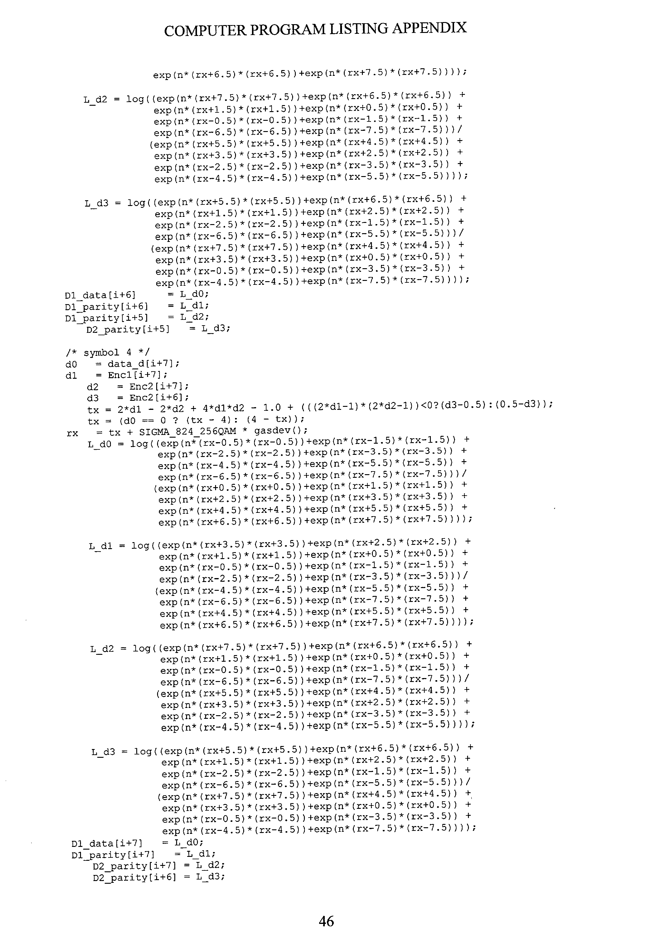 Figure US20020051501A1-20020502-P00045