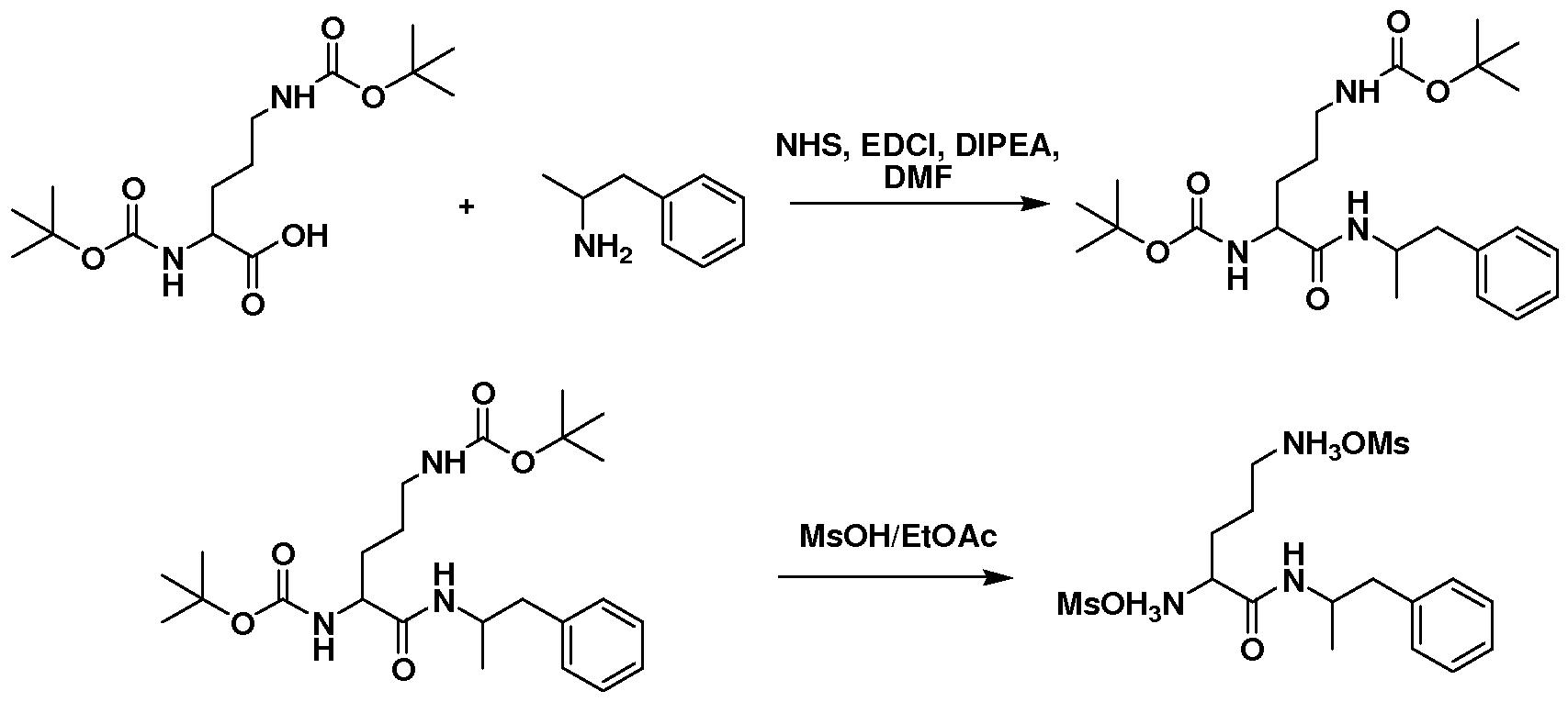 WO2008073918A1 - Non-standard amino acid conjugates of