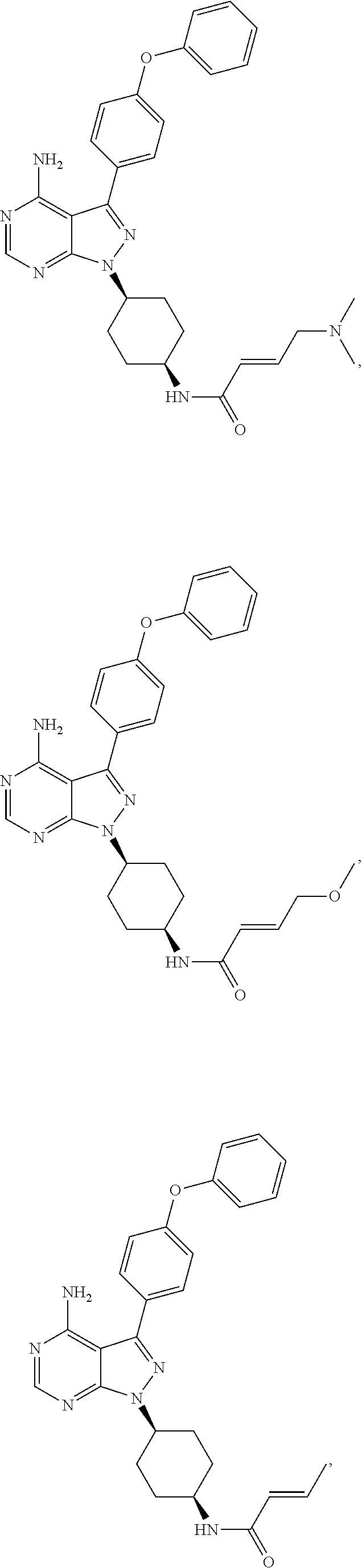 Us20120184013a1 Inhibitors Of Bmx Non Receptor Tyrosine Kinase Fish Simple Foil Circuits Series And Parallel Schematics Figure 20120719 C00050