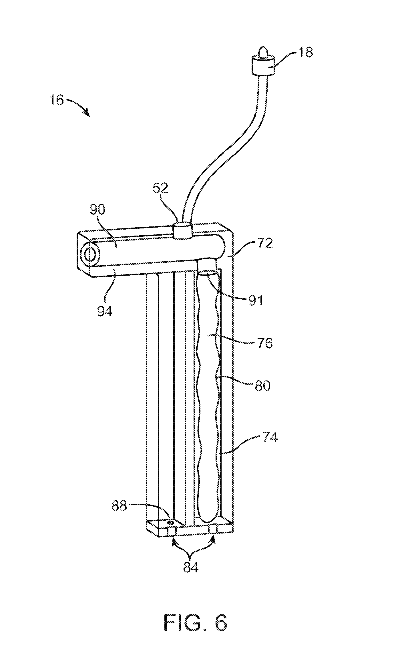 Us8287495b2 Infusion Pump System With Disposable Cartridge Having 600 X 540 45 Kb Jpeg Simple Flashing Led Circuit Pressure Venting And Feedback Google Patents
