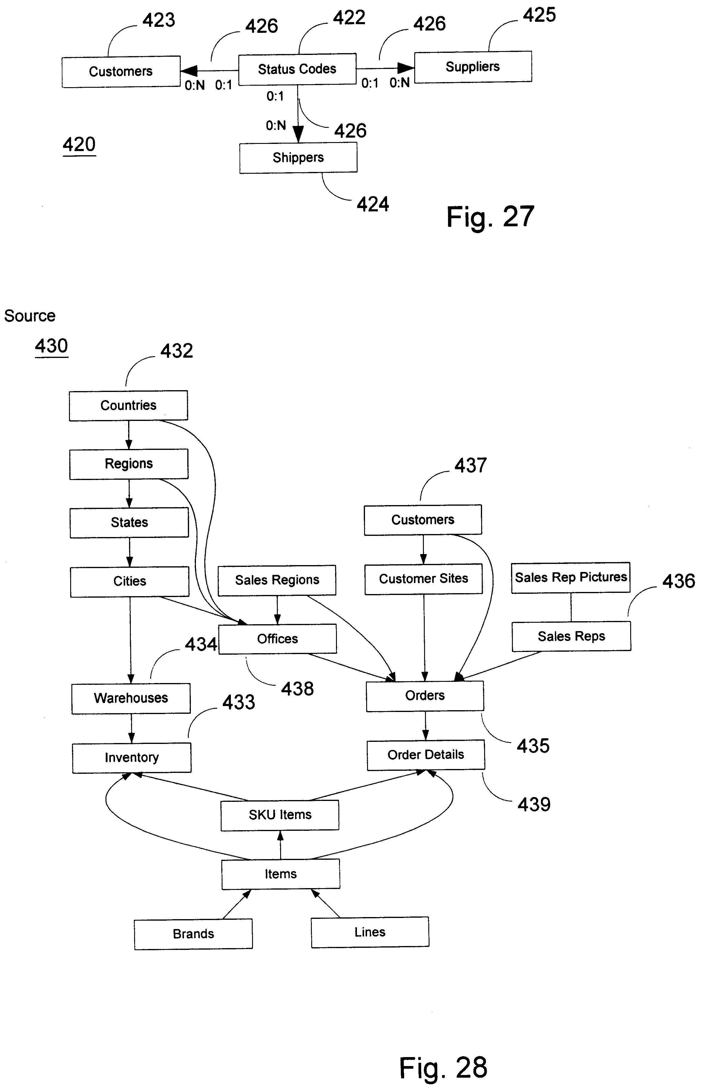 Us6609123b1 Query Engine And Method For Querying Data