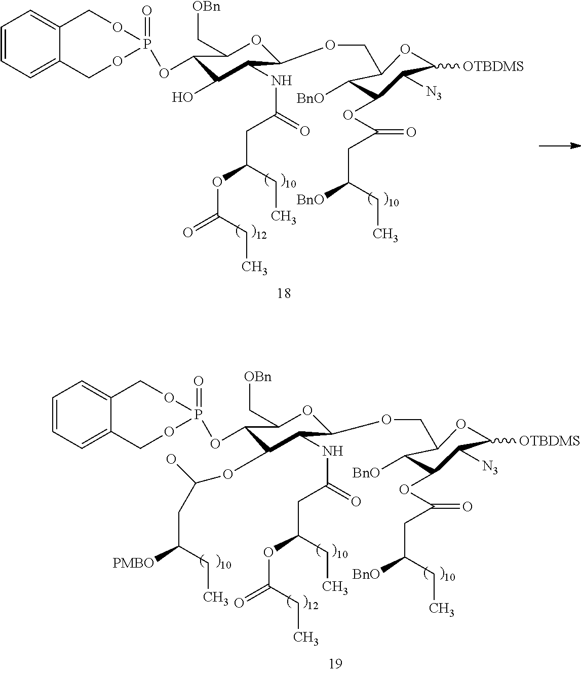 Us9480740b2 Synthetic Glucopyranosyl Lipid Adjuvants Google Patents Wiring Diagram Hornet 740t Figure Us09480740 20161101 C00031