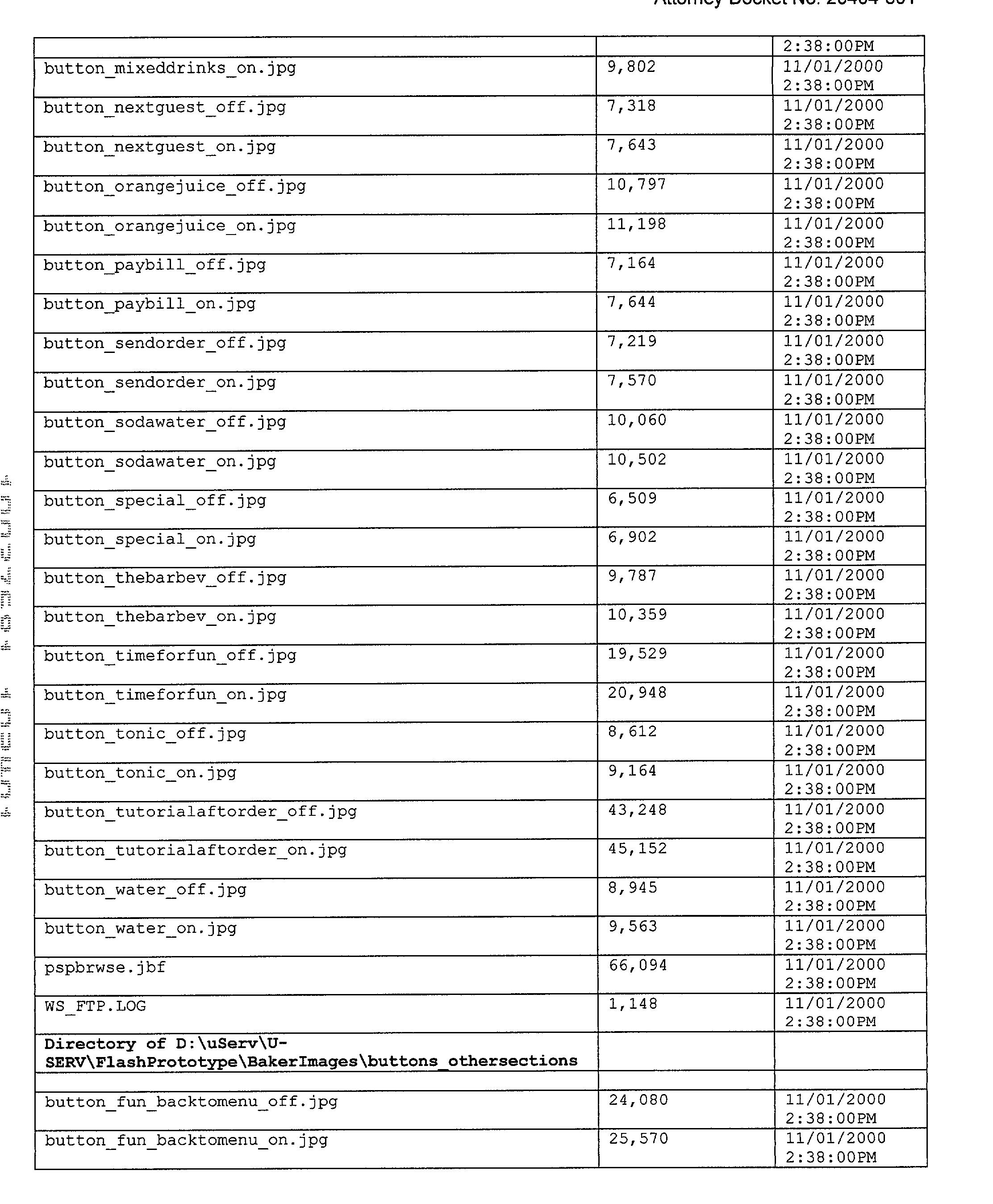 Figure US20030078793A1-20030424-P00010