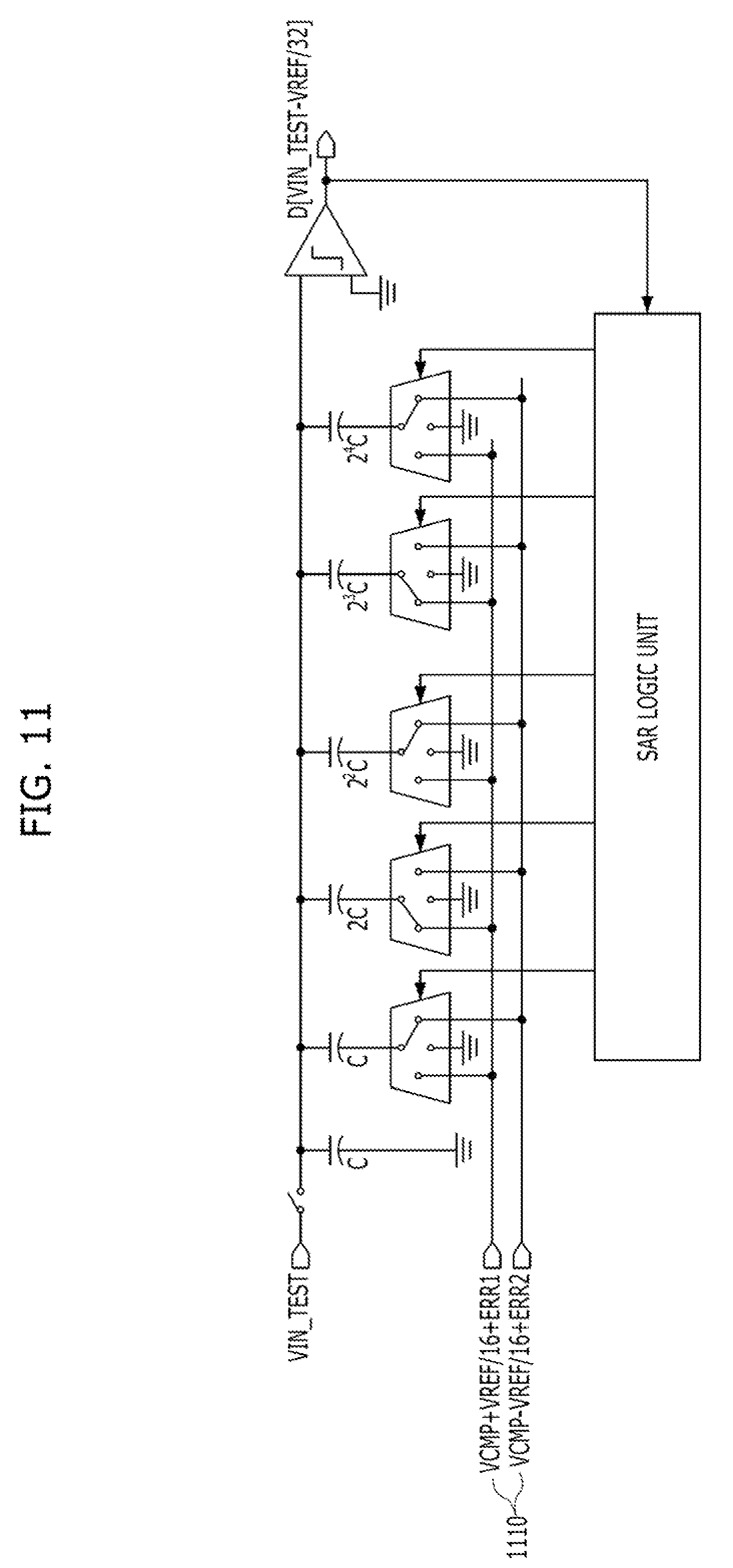 Us9231610b2 Sar Analog To Digital Converting Apparatus And Successive Approximate Adc Circuit Diagram Operating Method Thereof Cmos Image Sensor Including The Same Google Patents