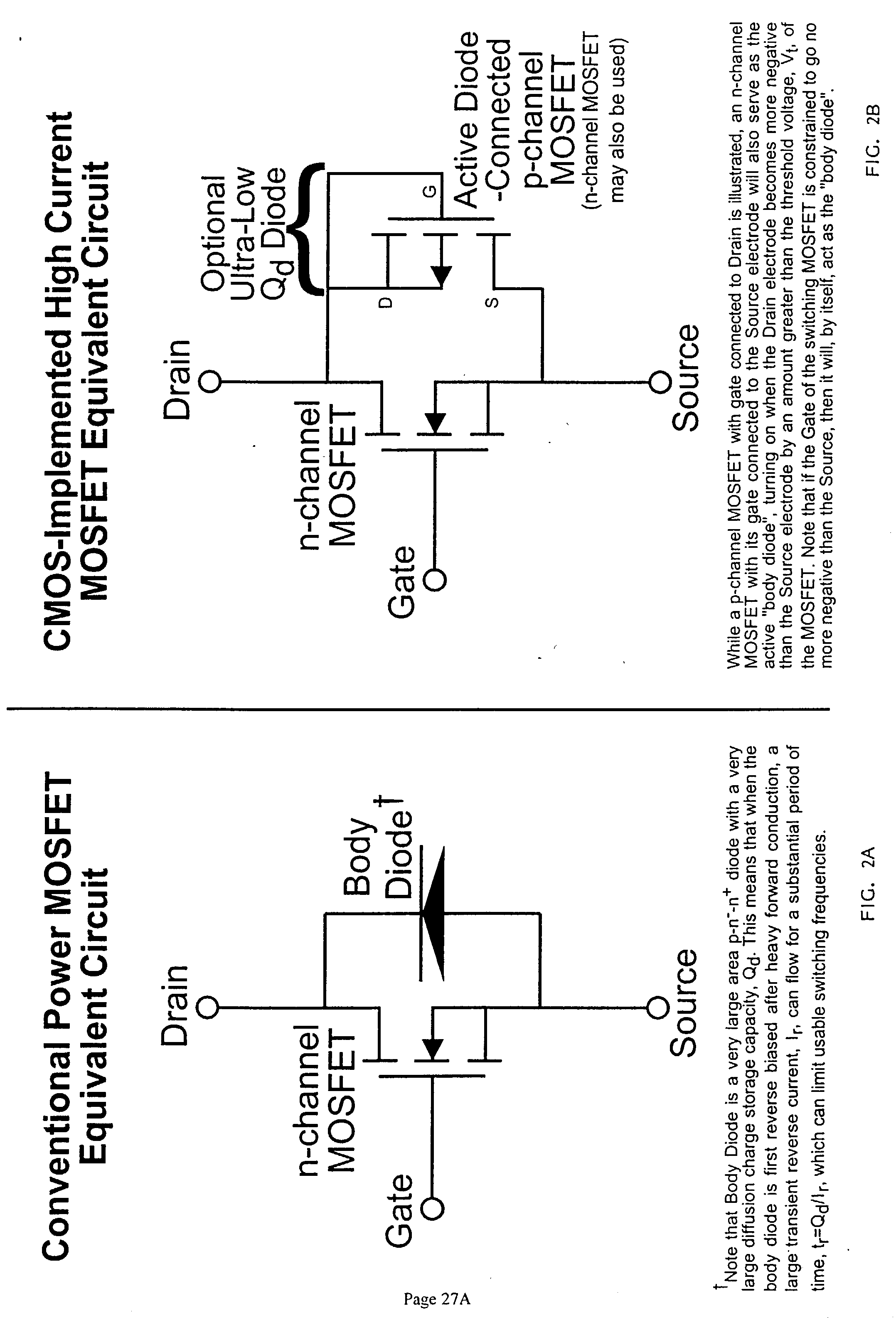 Us20020195662a1 Power Semiconductor Switching Devices P Channel Mosfet Circuit Diagram Figure 20021226 P00002