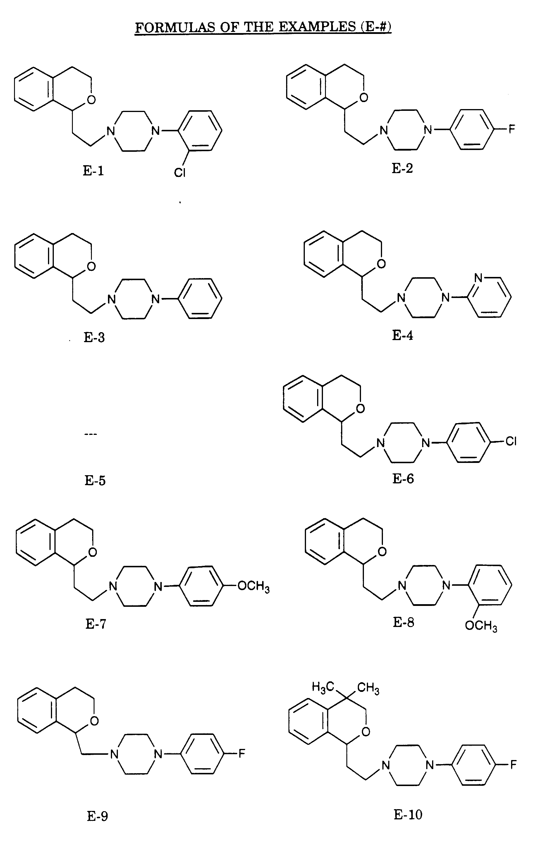 EP0737189B1 - Heterocyclic compounds for the treatment of cns and