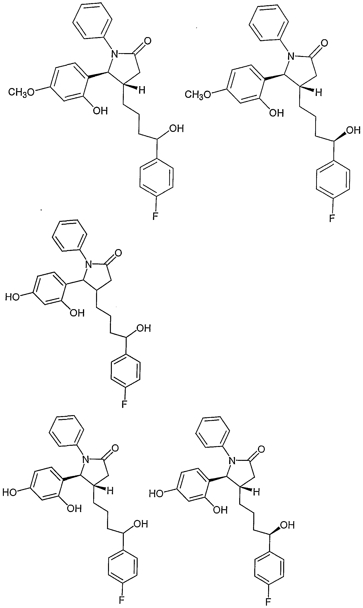 Simple Brain Diagram Labeled Images Frompo Wo2006102674a2 Diphenylheterocycle Cholesterol Absorption Figure Imgf000030 0001