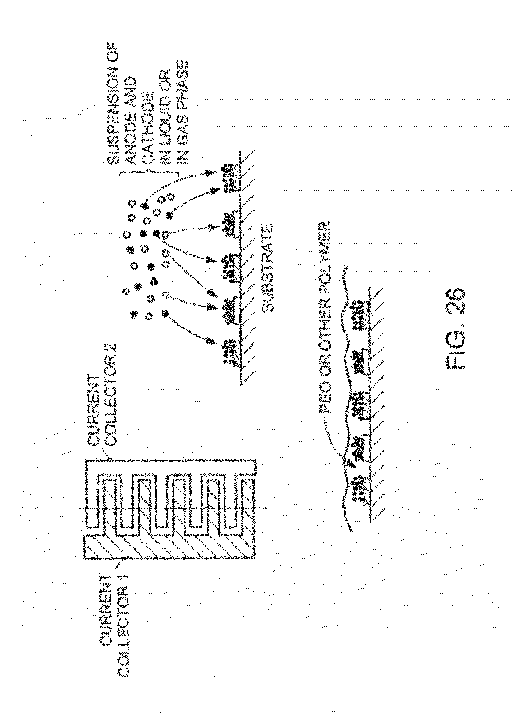 US20120251896A1 - Battery structures, self-organizing