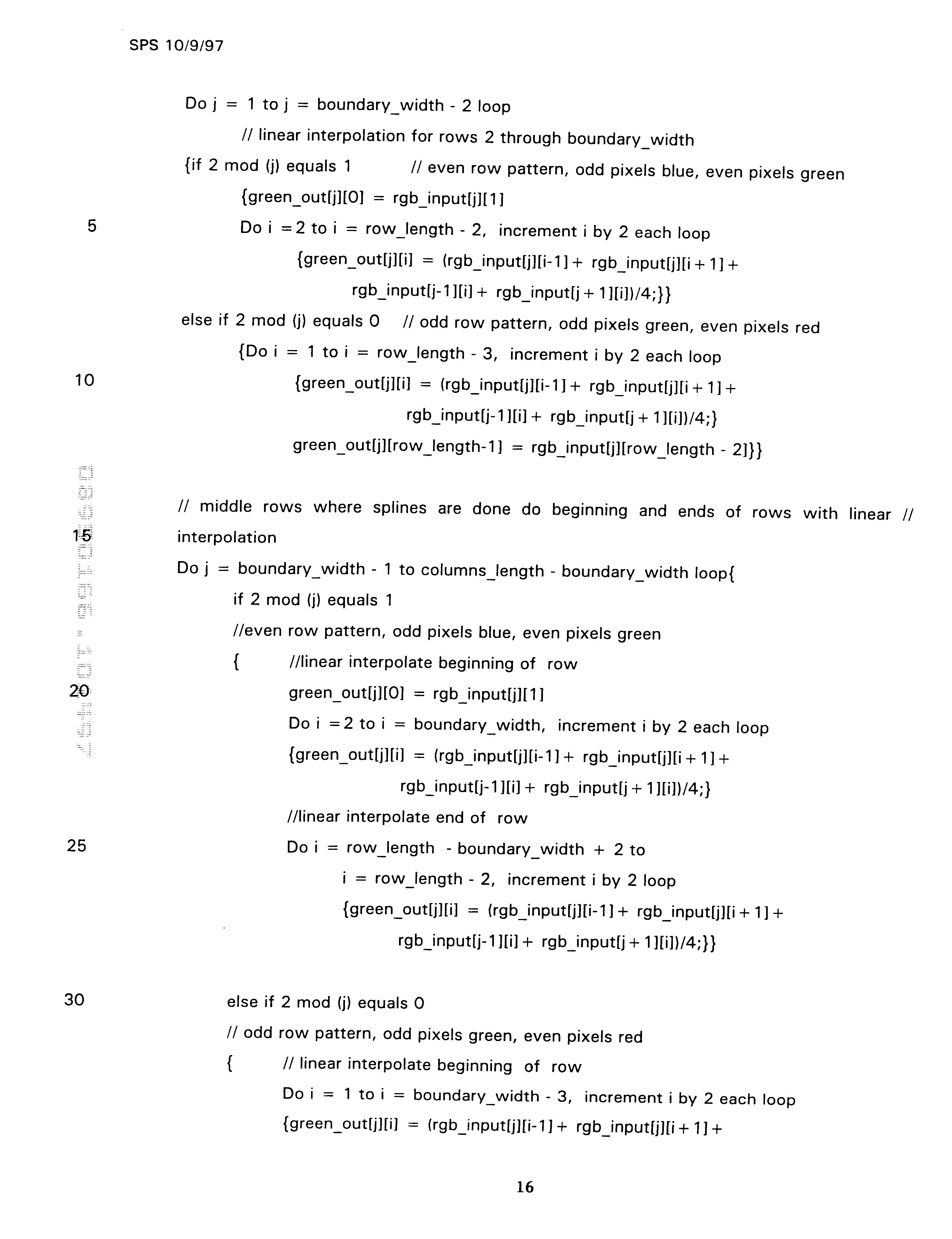 Figure US06181376-20010130-P00005