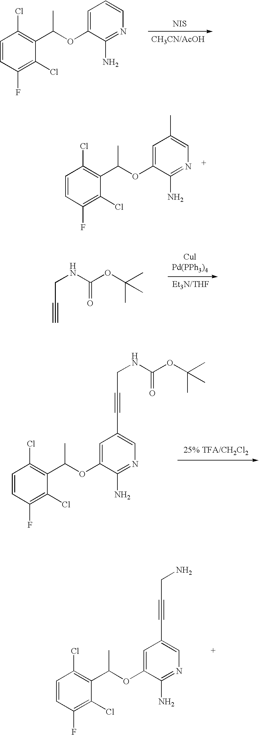Us20050009840a1 Aminoheteroaryl Compounds As Protein Kinase Simple Ic 555 Automatic Bedroom Night Lamp Circuit Diagram Image Figure 20050113 C00027