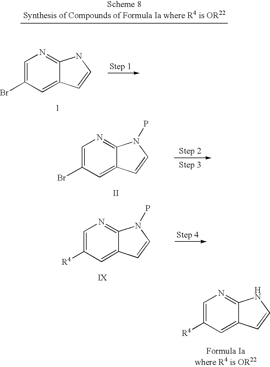 US7504509B2 - Compounds and methods for development of Ret ... on