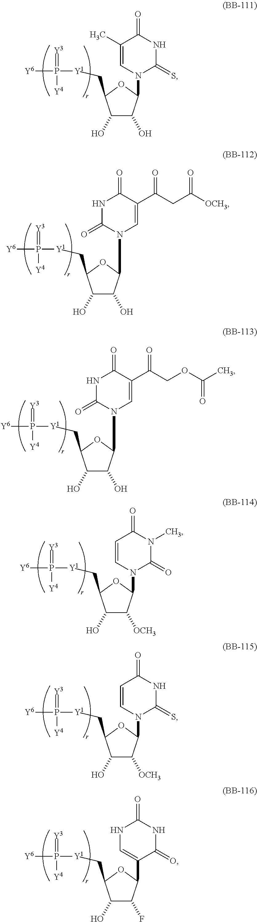 US B2 Modified polynucleotides encoding aryl hydrocarbon